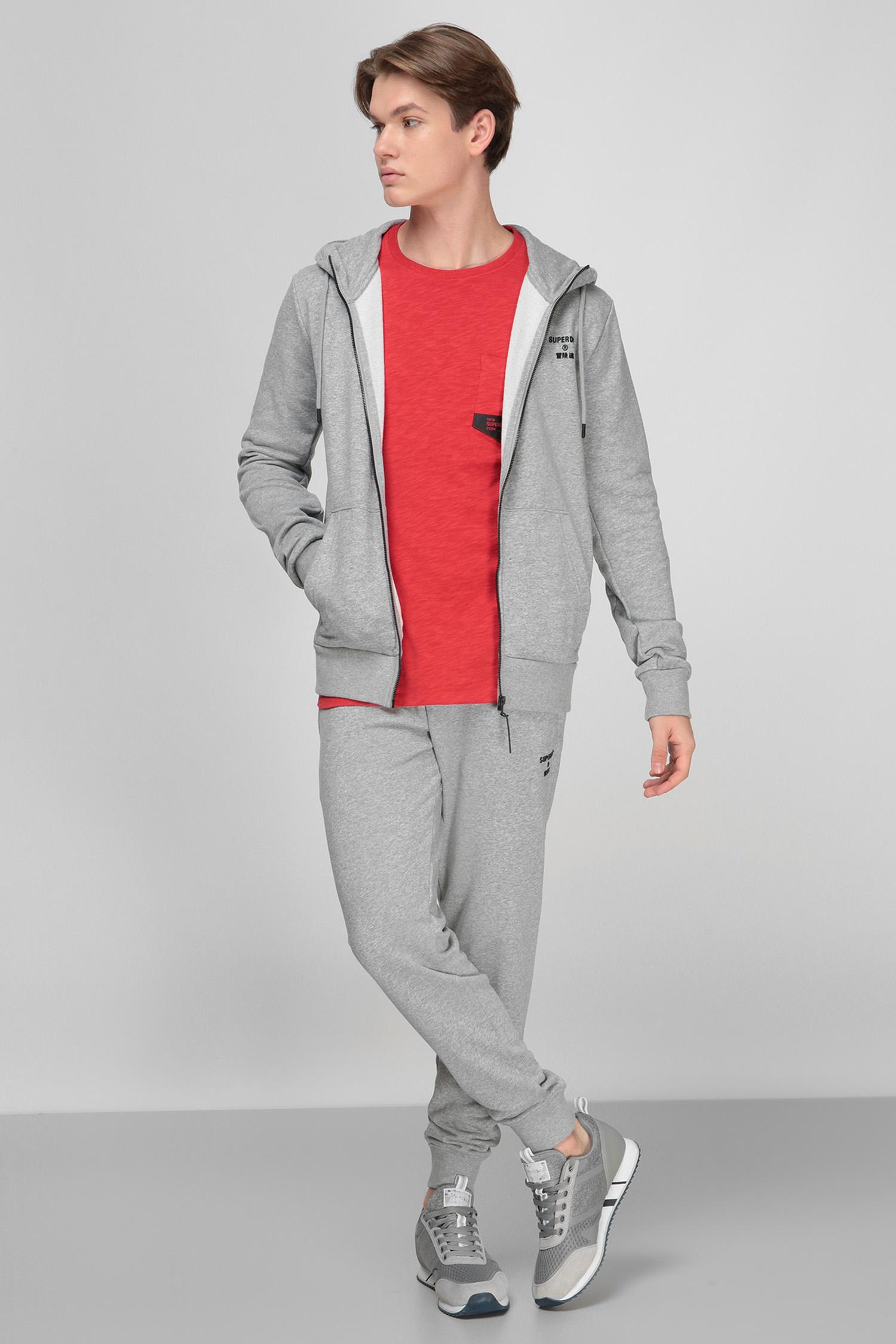 Красная футболка для парней SuperDry M1010255A;LEZ