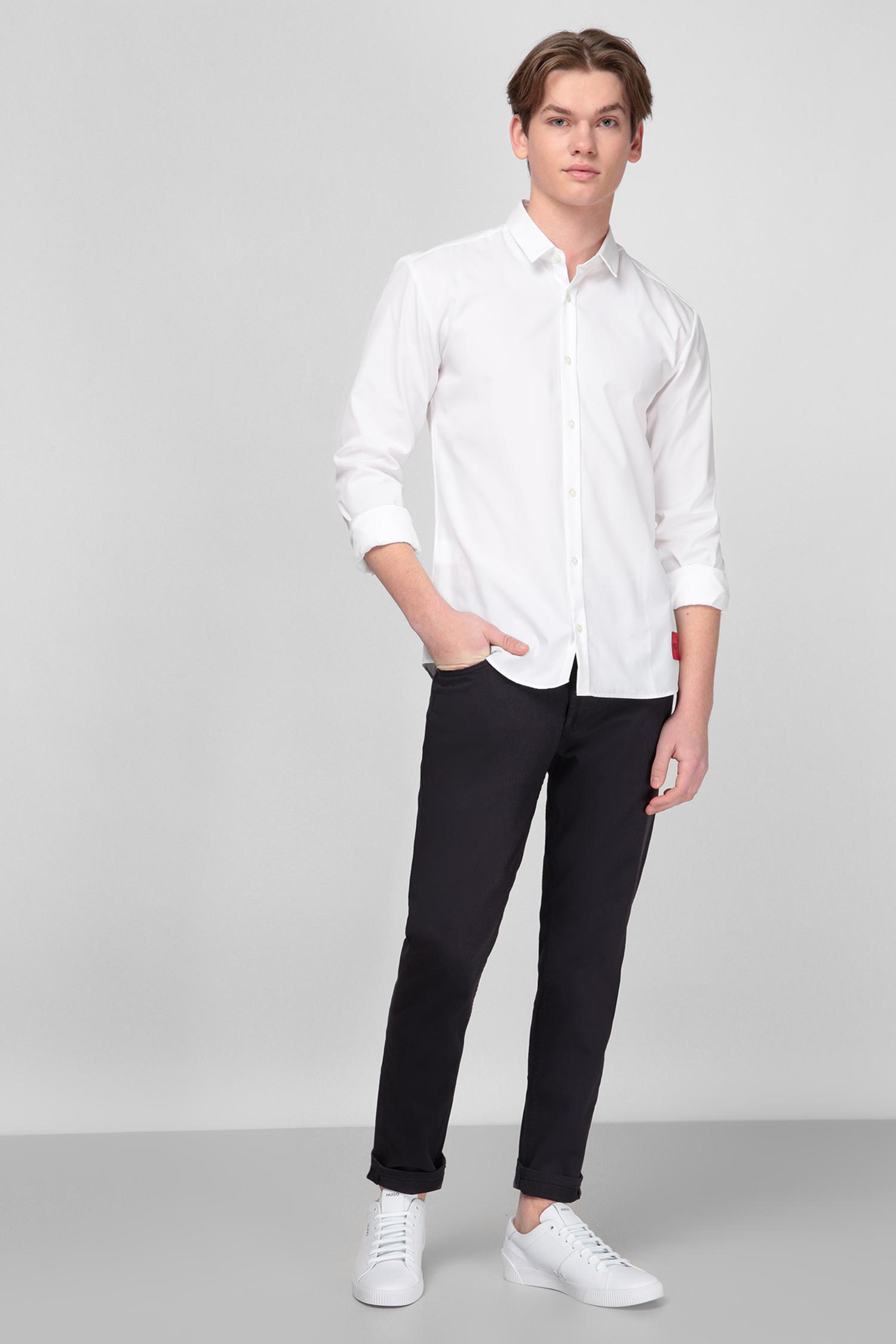 Белая рубашка для парней HUGO 50431923;199