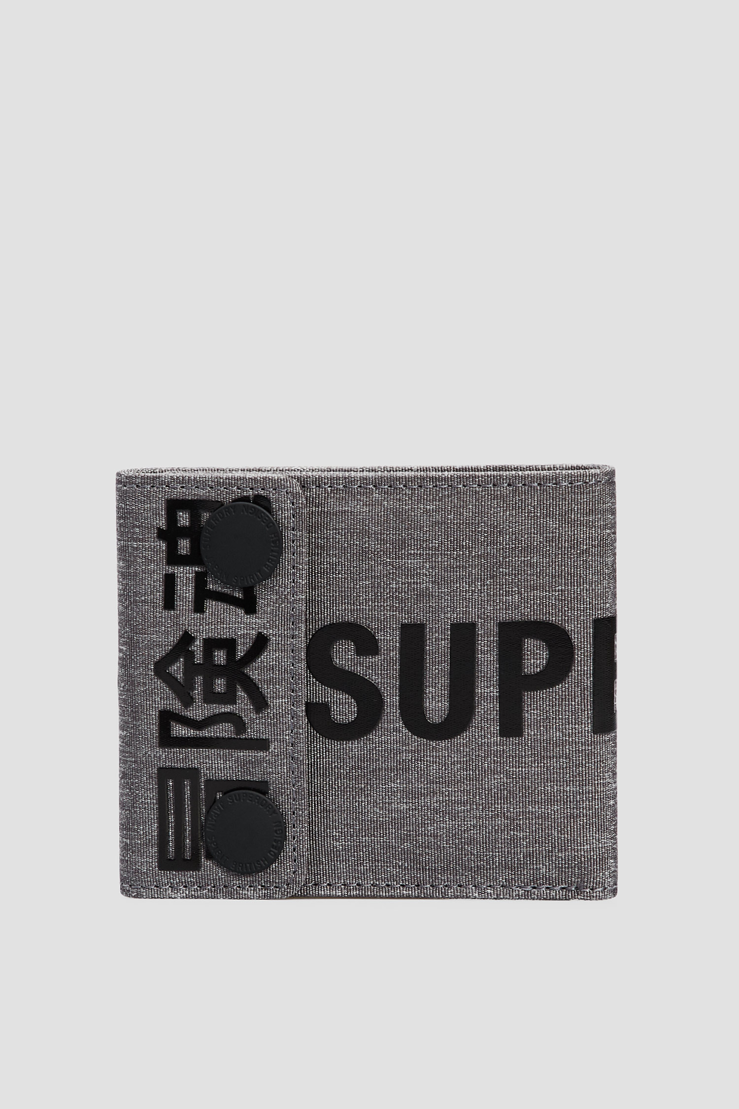 Серый кошелек для парней SuperDry M9810105A;05Q