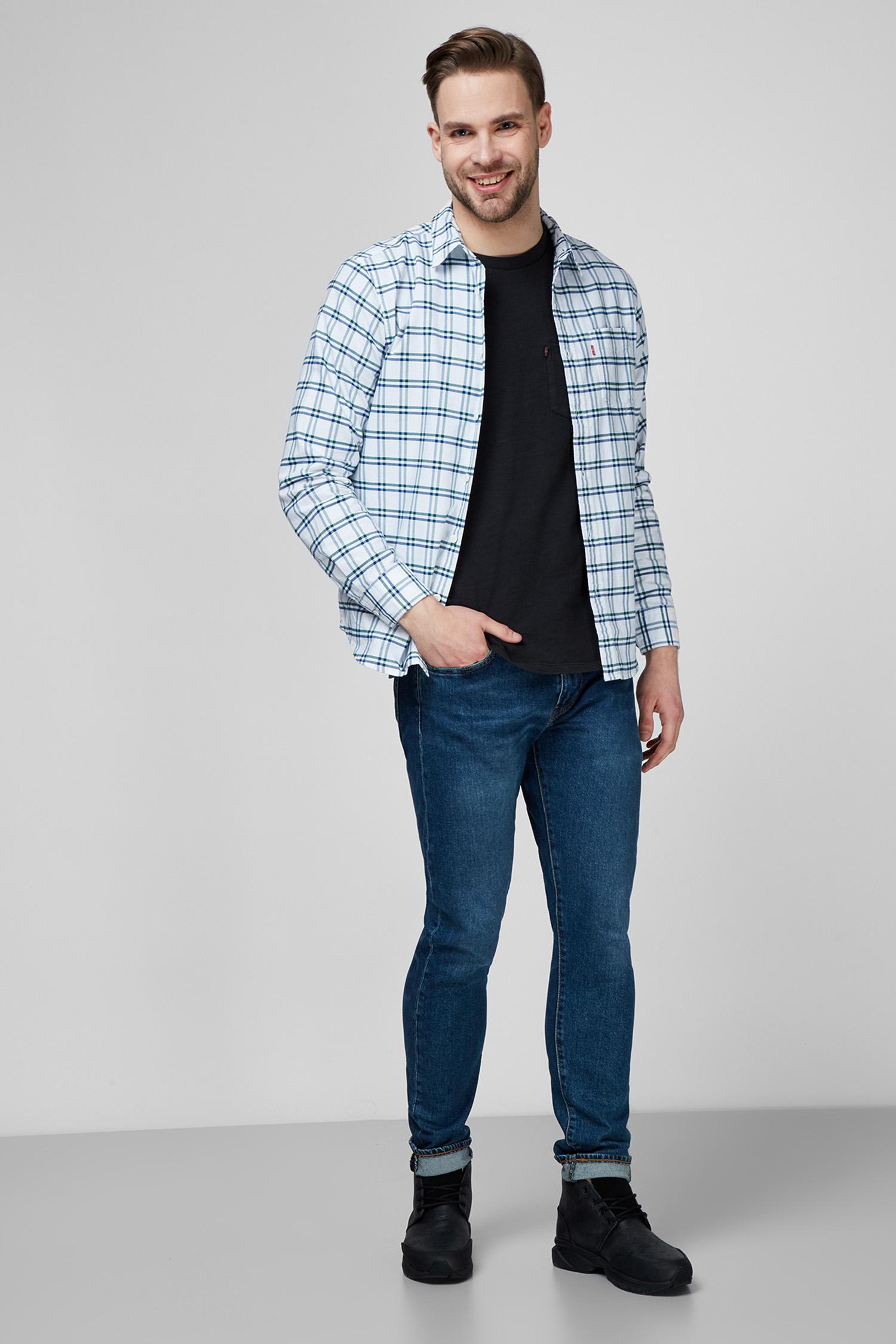Мужские синие джинсы 512 Slim Taper Levi's 28833;0834
