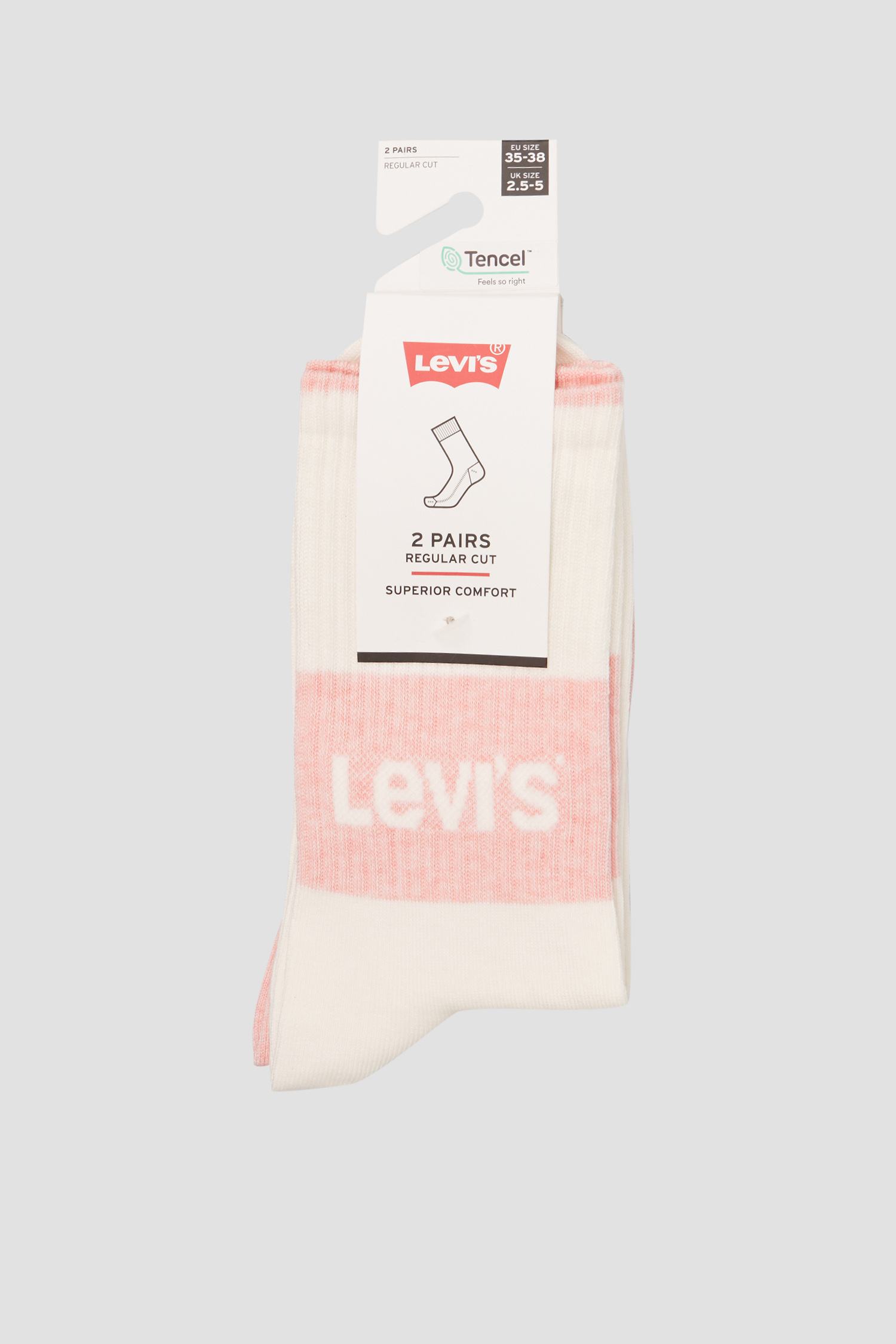 Носки (2 пары) Levi's 100002047;008
