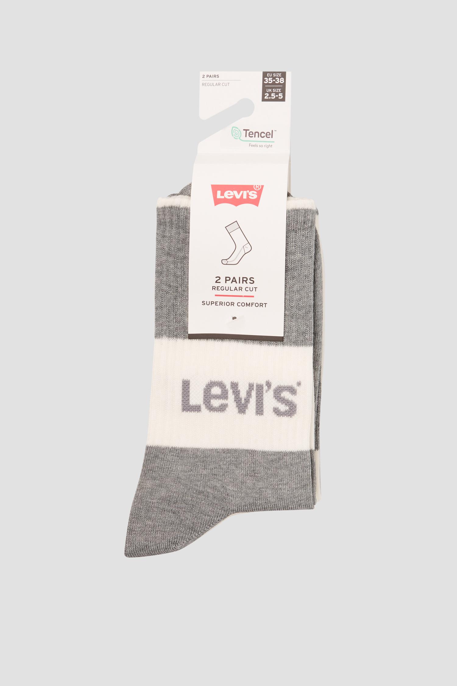 Носки (2 пары) Levi's 100002047;005