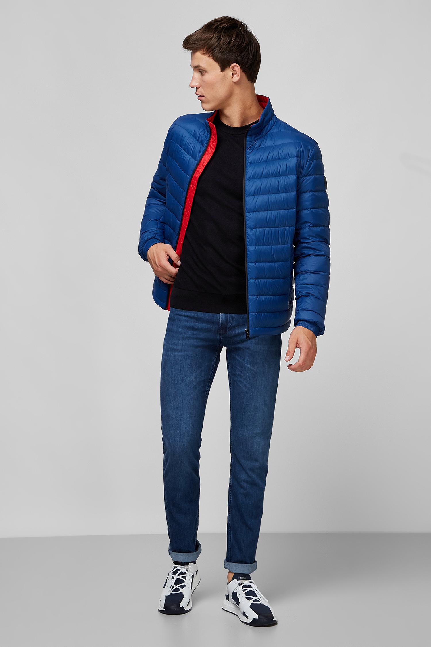 Чоловічі сині джинси BOSS 50427212;402