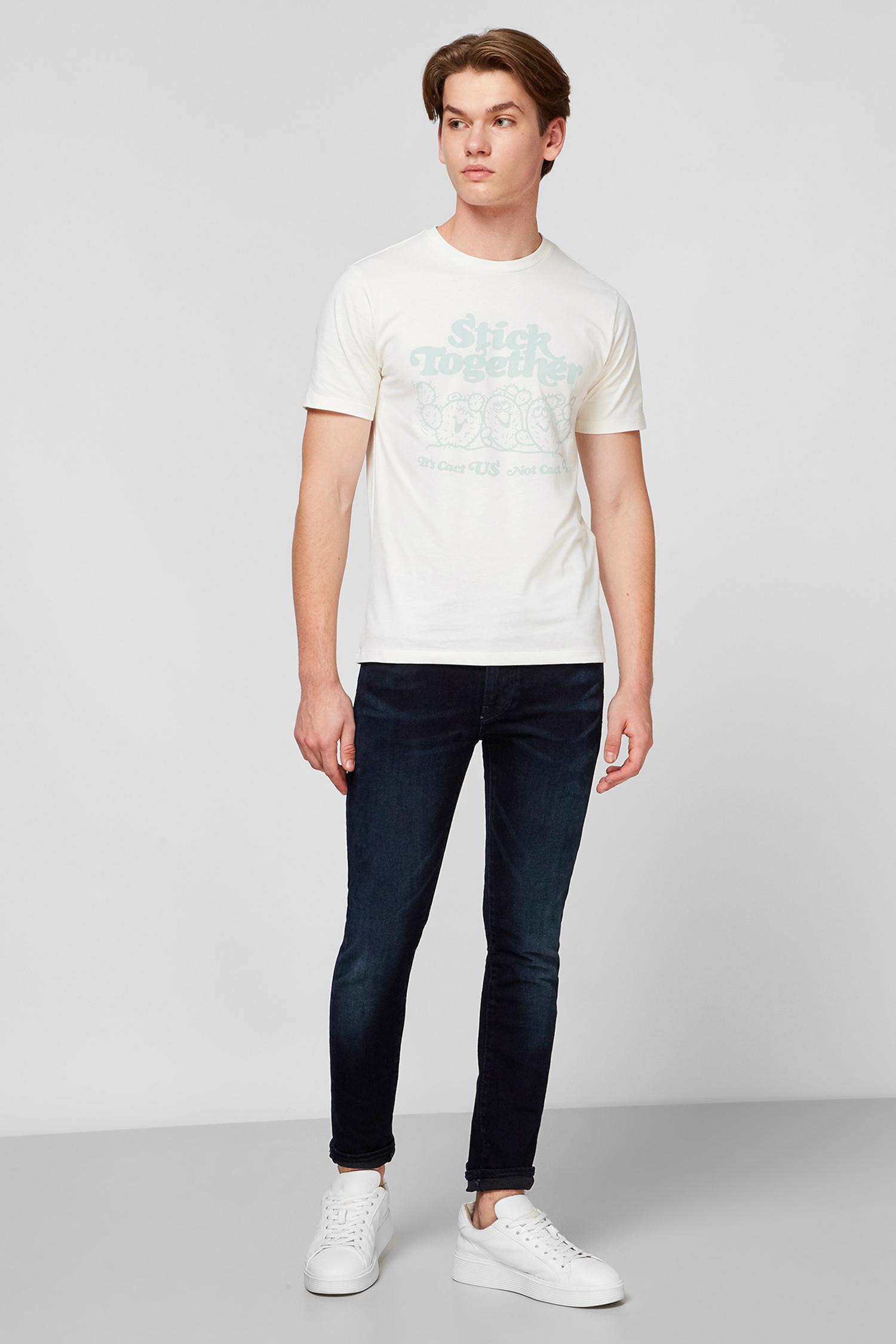 Темно-синие джинсы Skinny Taper для парней Levi's 84558;0017