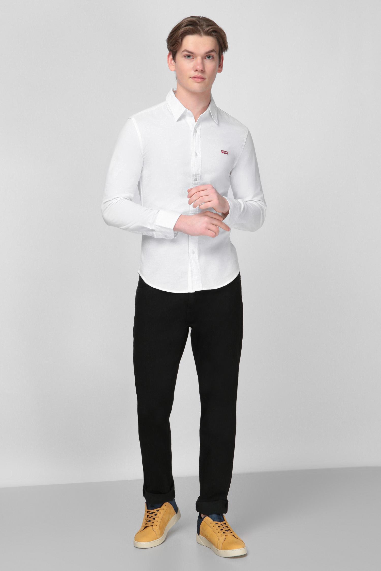 Белая рубашка для парней Levis 86625;0002