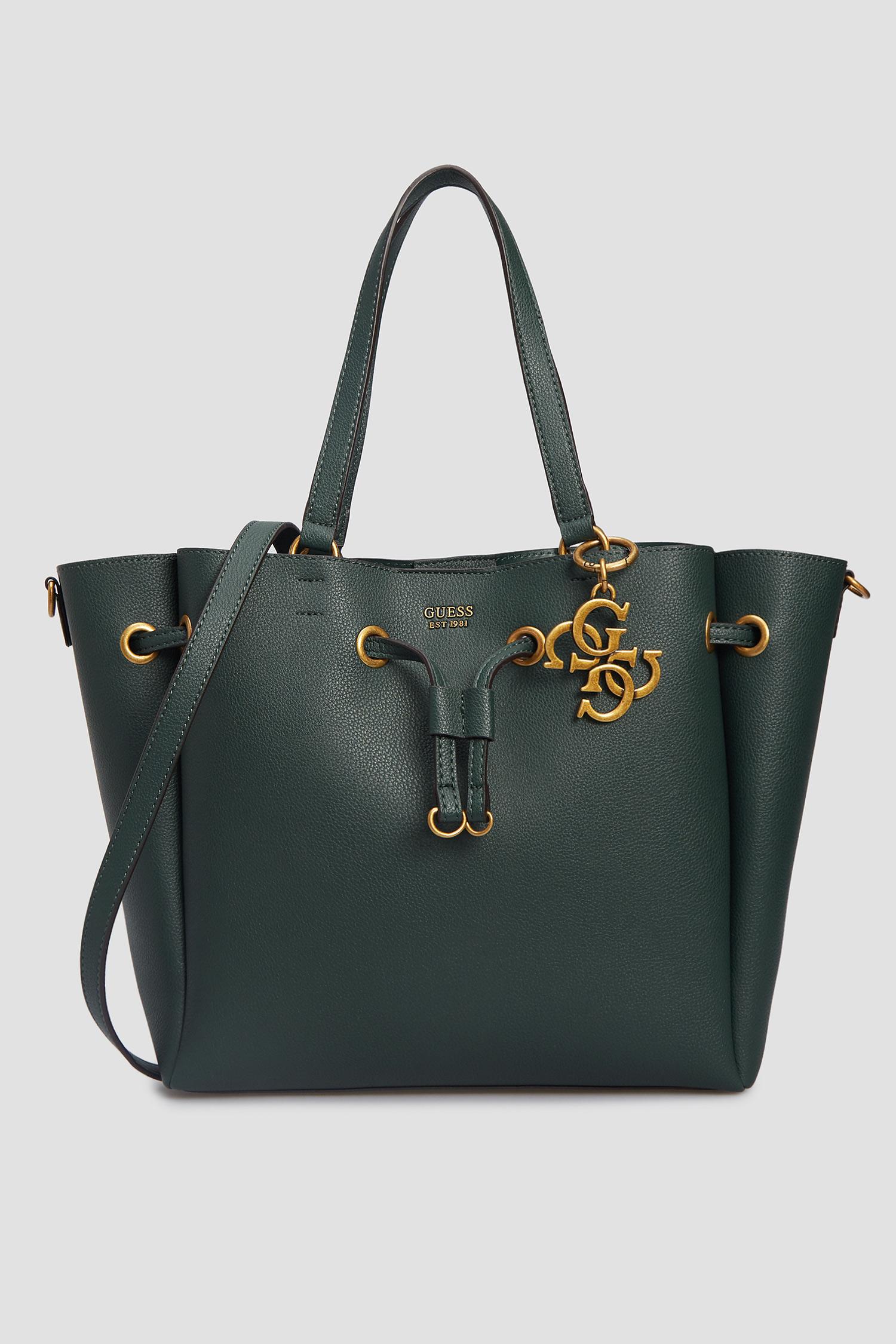 Женская зеленая сумка Guess HWAB68.53310;FOR