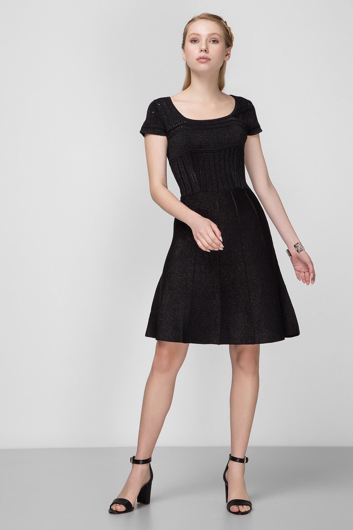 Женское черное платье Guess W0GK06.Z2NE0;F9P8