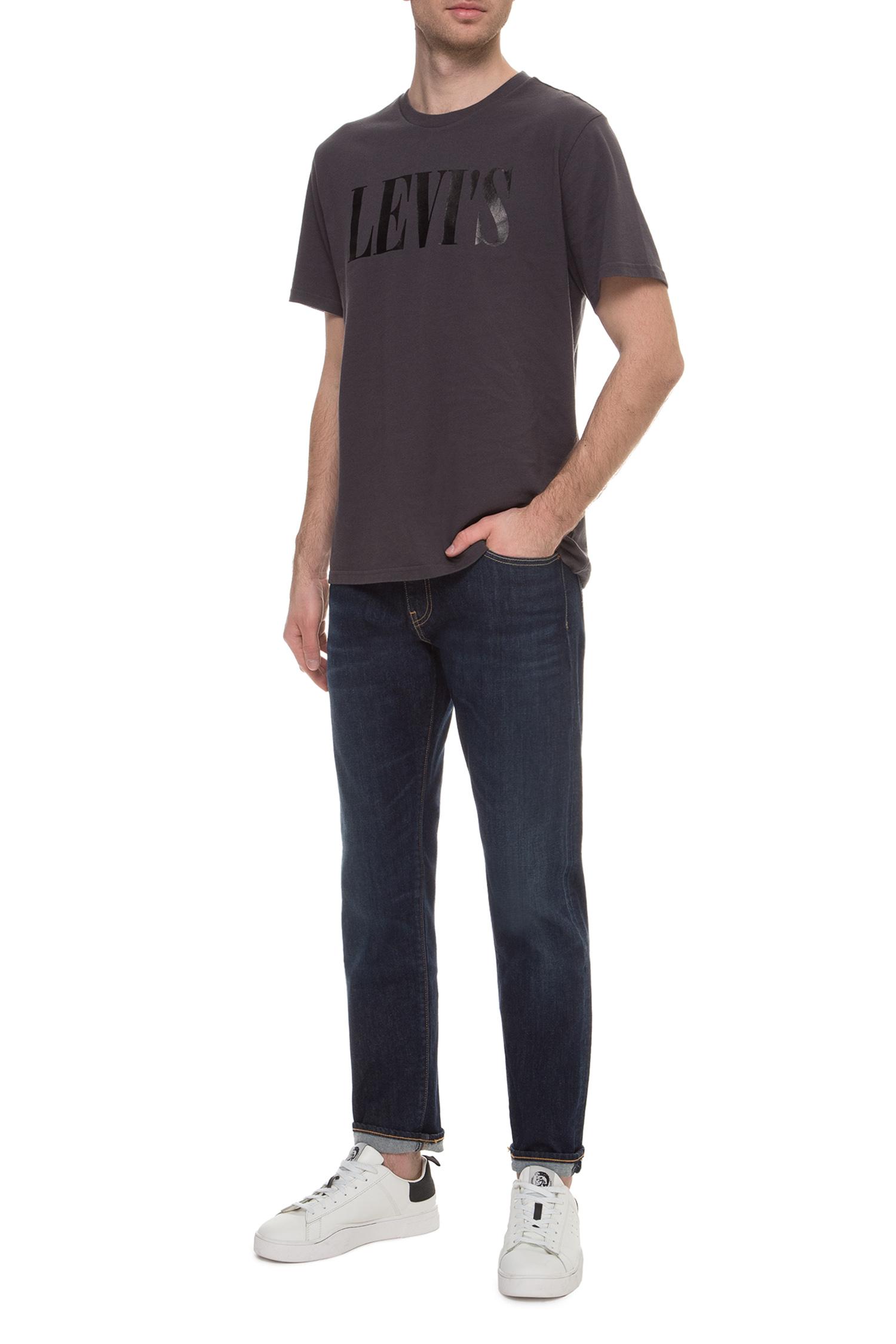 Мужские темно-синие джинсы 502 TAPER Levi's 29507;0548