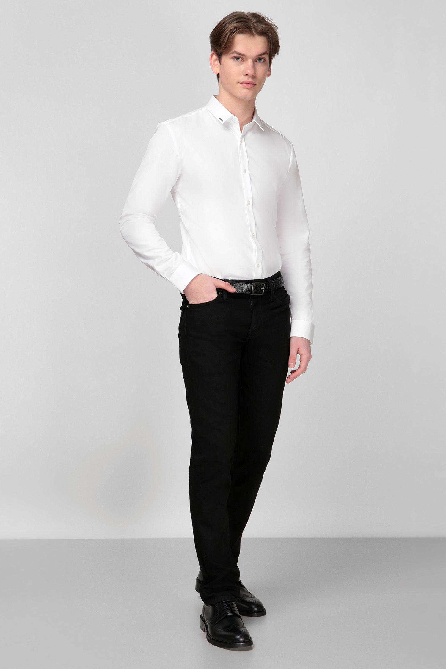 Белая рубашка для парней HUGO 50444251;199