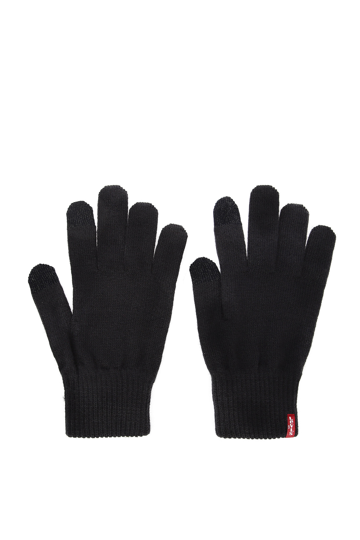 Мужские синие перчатки Levi's 222283;11.17