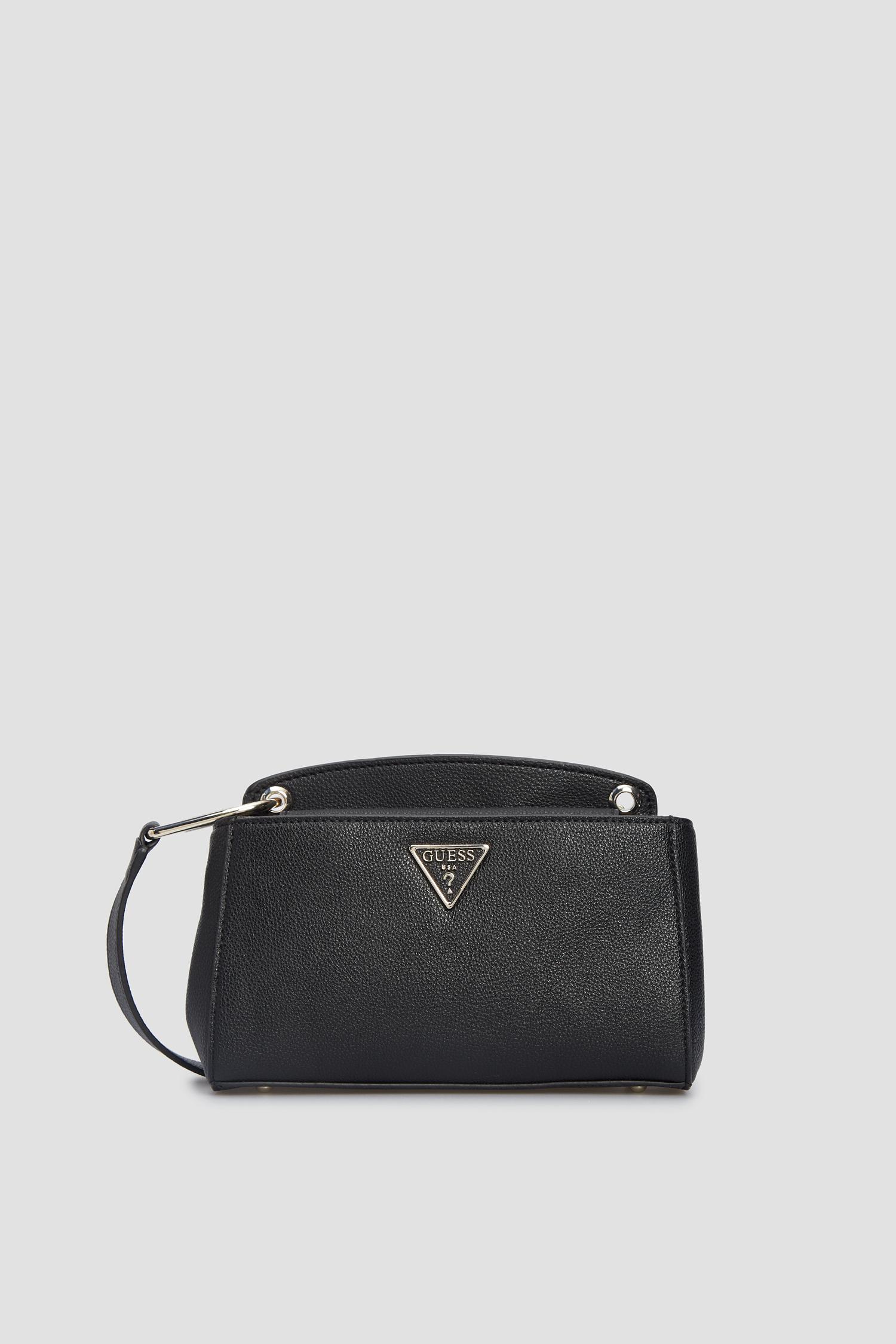 Женская черная сумка через плечо Guess HWVG78.72690;BLA