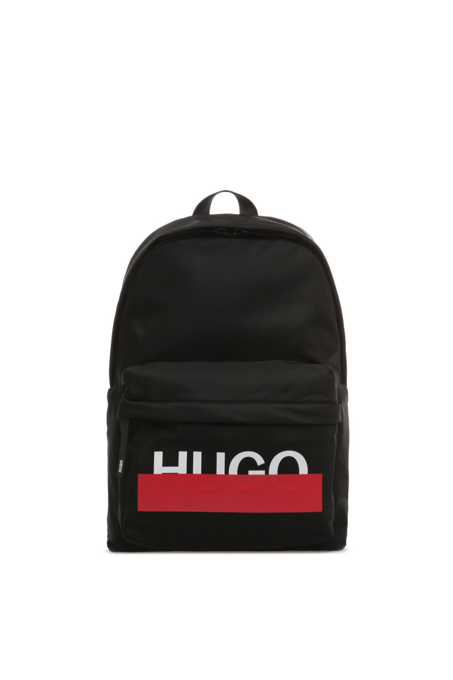 Мужской черный рюкзак HUGO 50412702;001