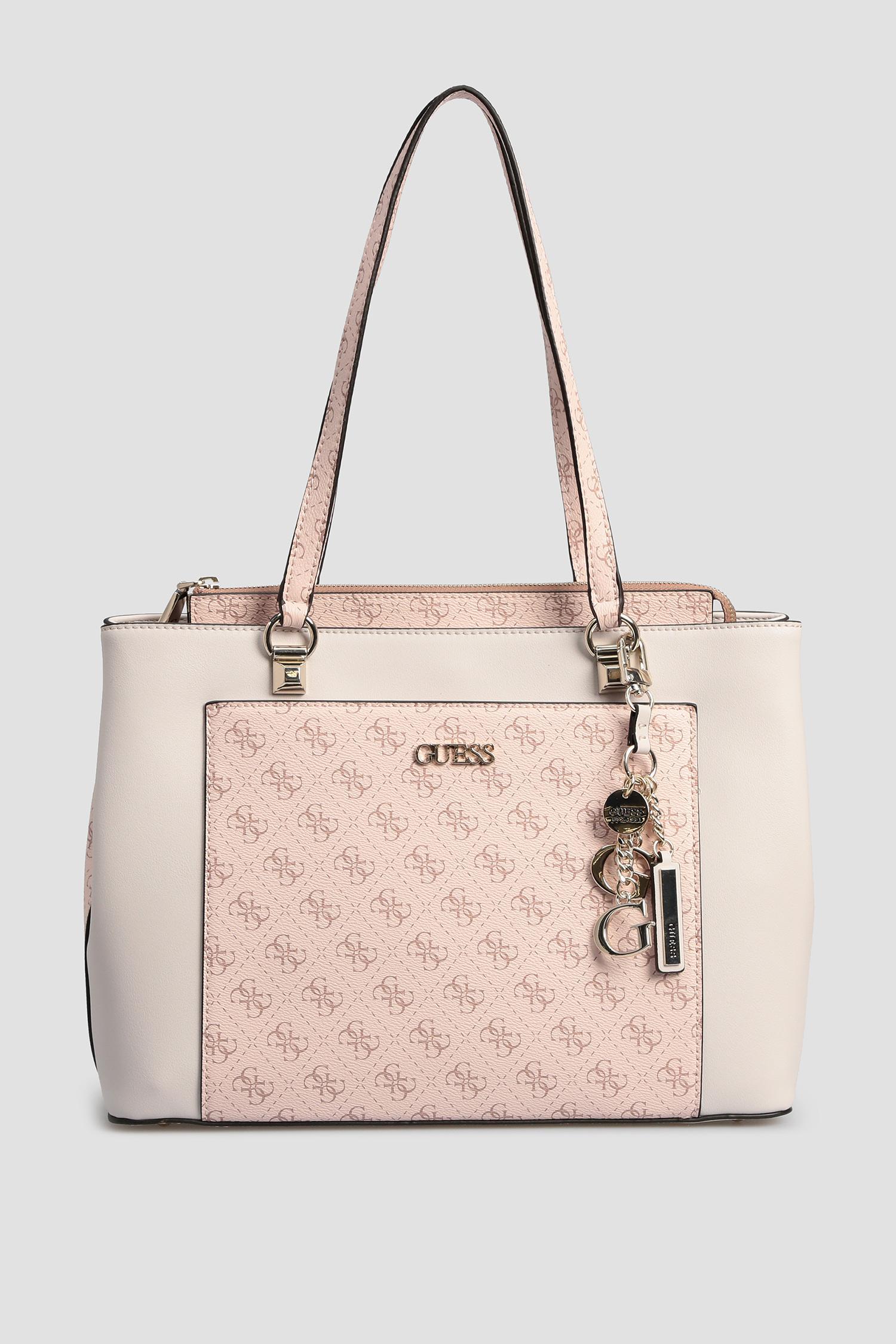 Женская сумка с узором Guess HWSG77.41230;BSM