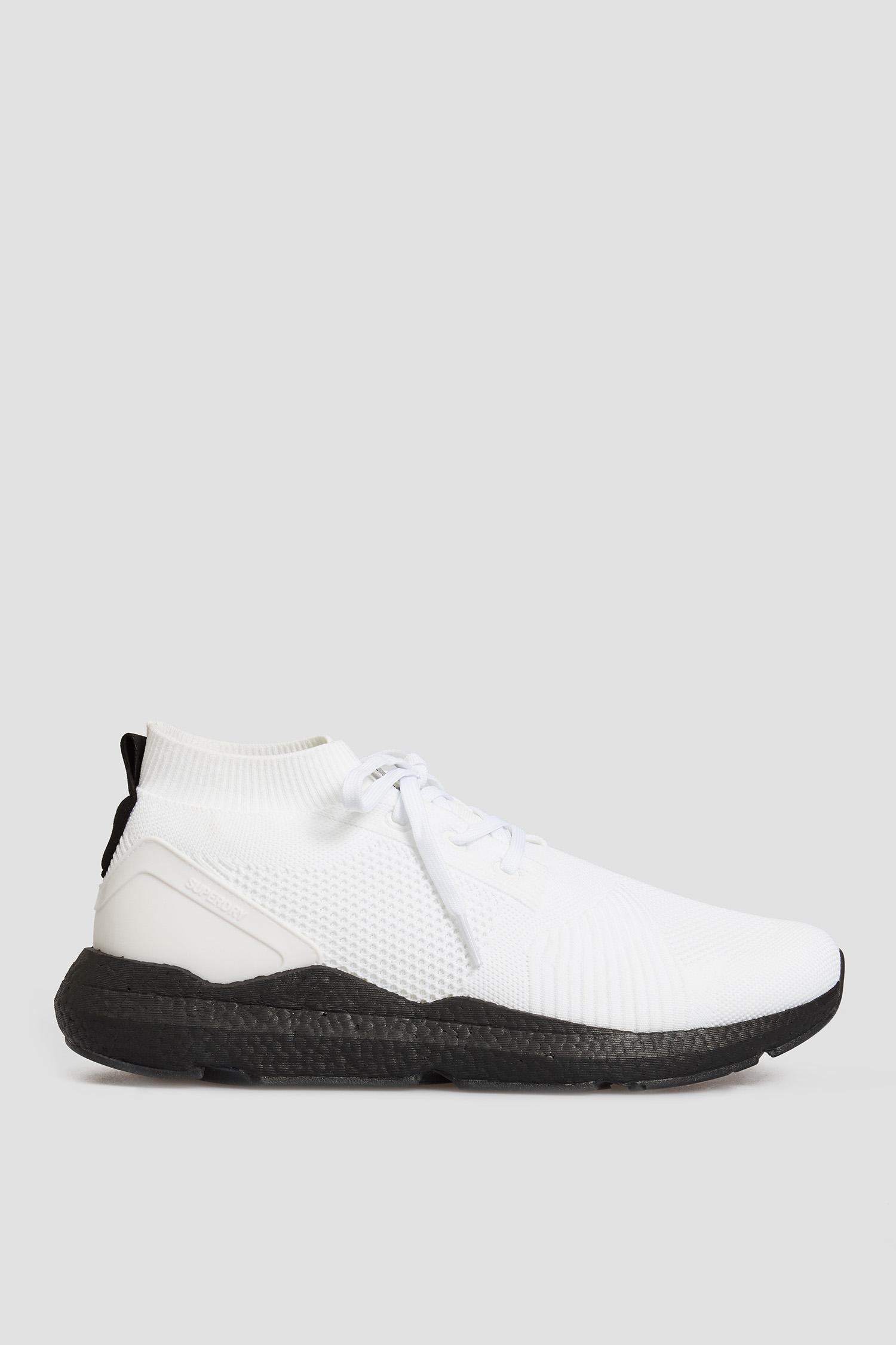 Білі кросівки для хлопців SuperDry MS510023A;01C