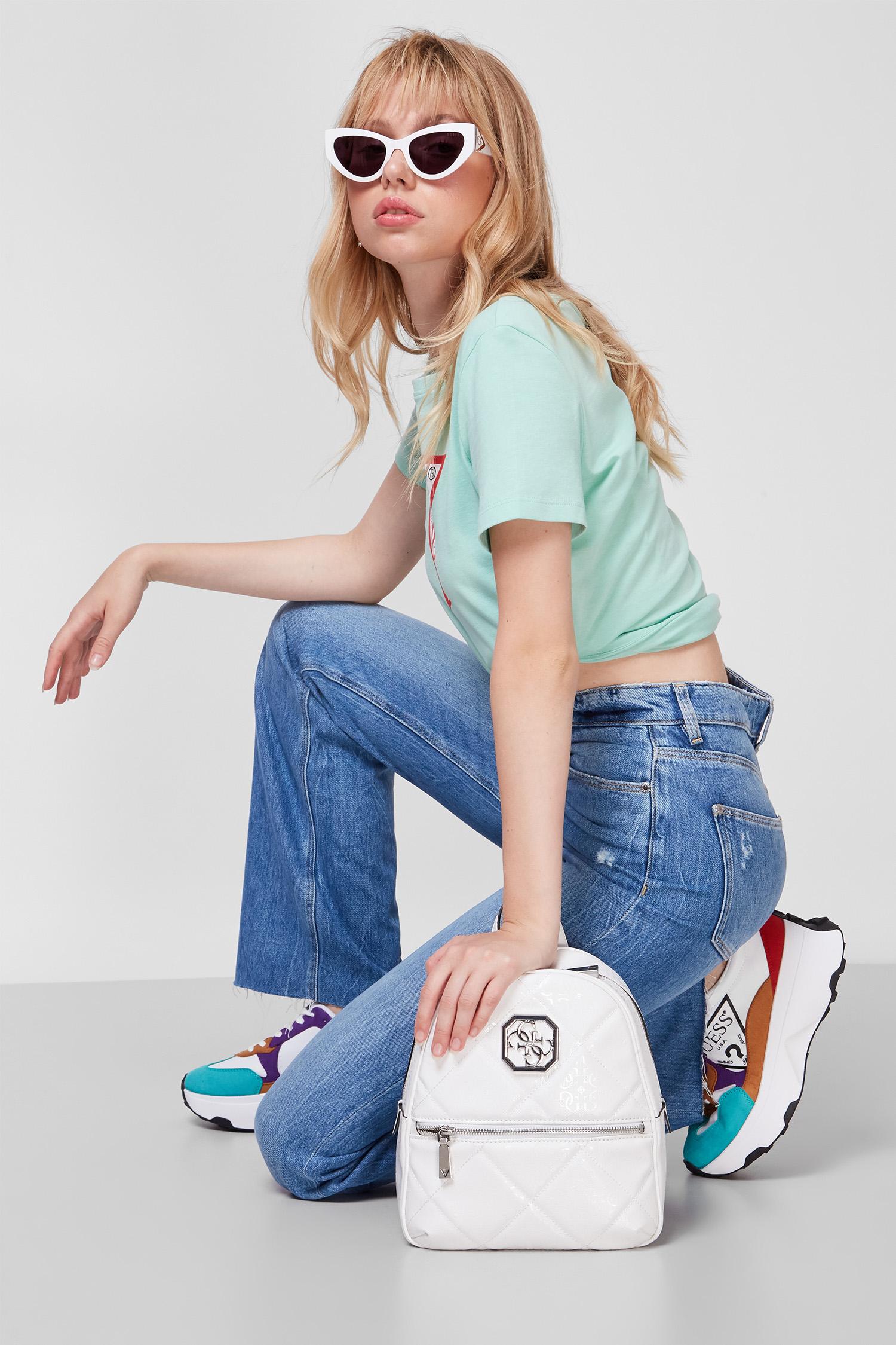Жіночі сині джинси Guess W1YA33.D3Y0G;STWY