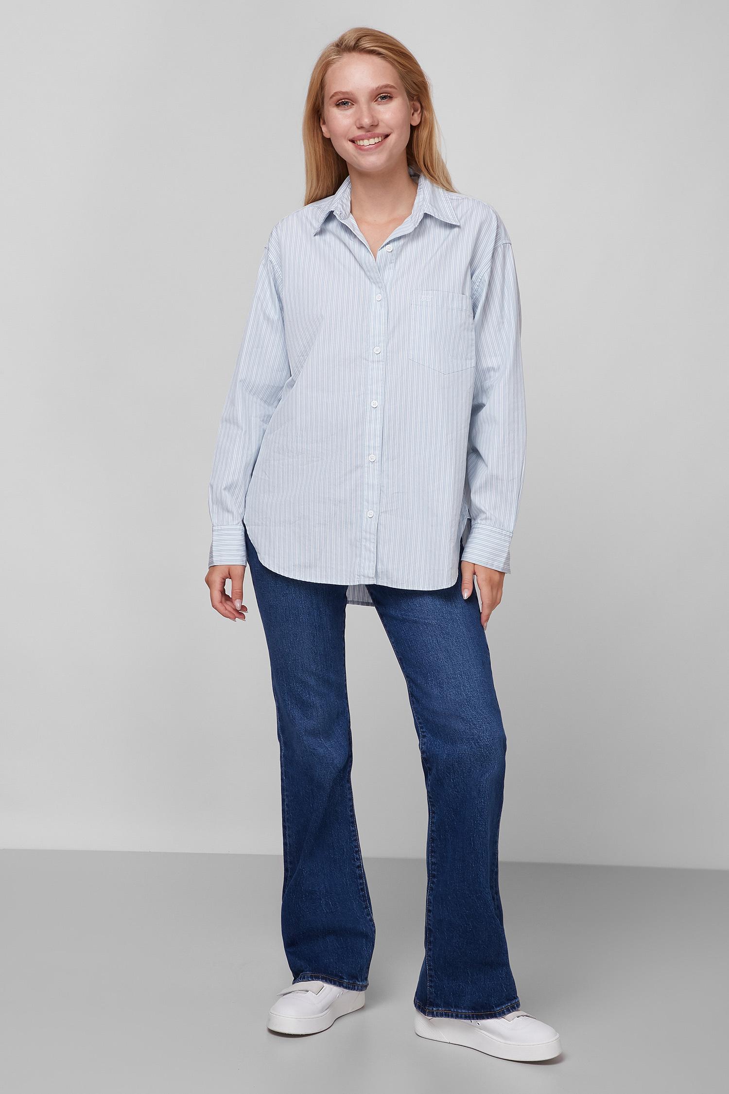 Жіноча сорочка у смужку Levis 85333;0002