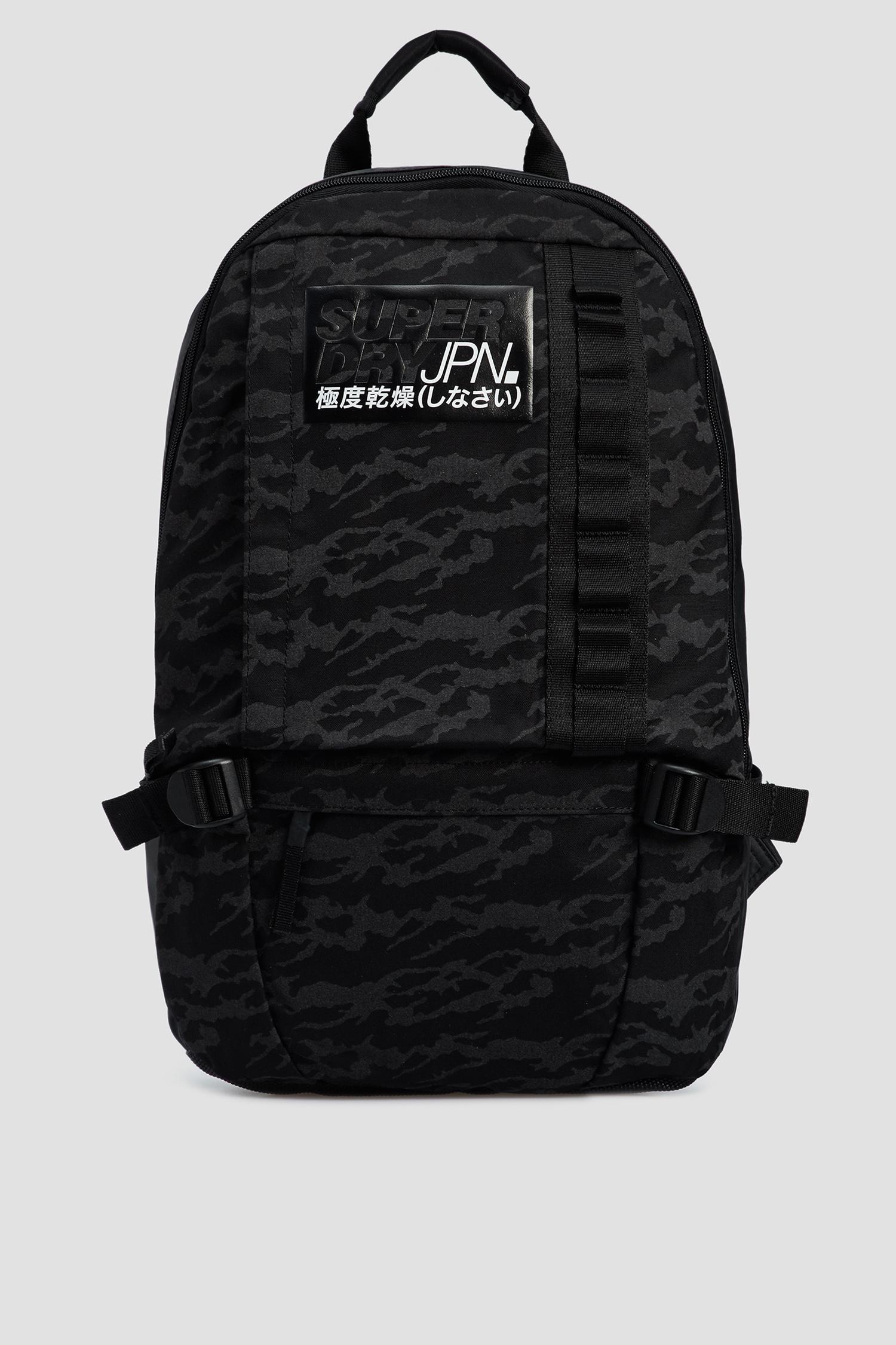 Мужской рюкзак с принтом SuperDry M9110200A;14Q