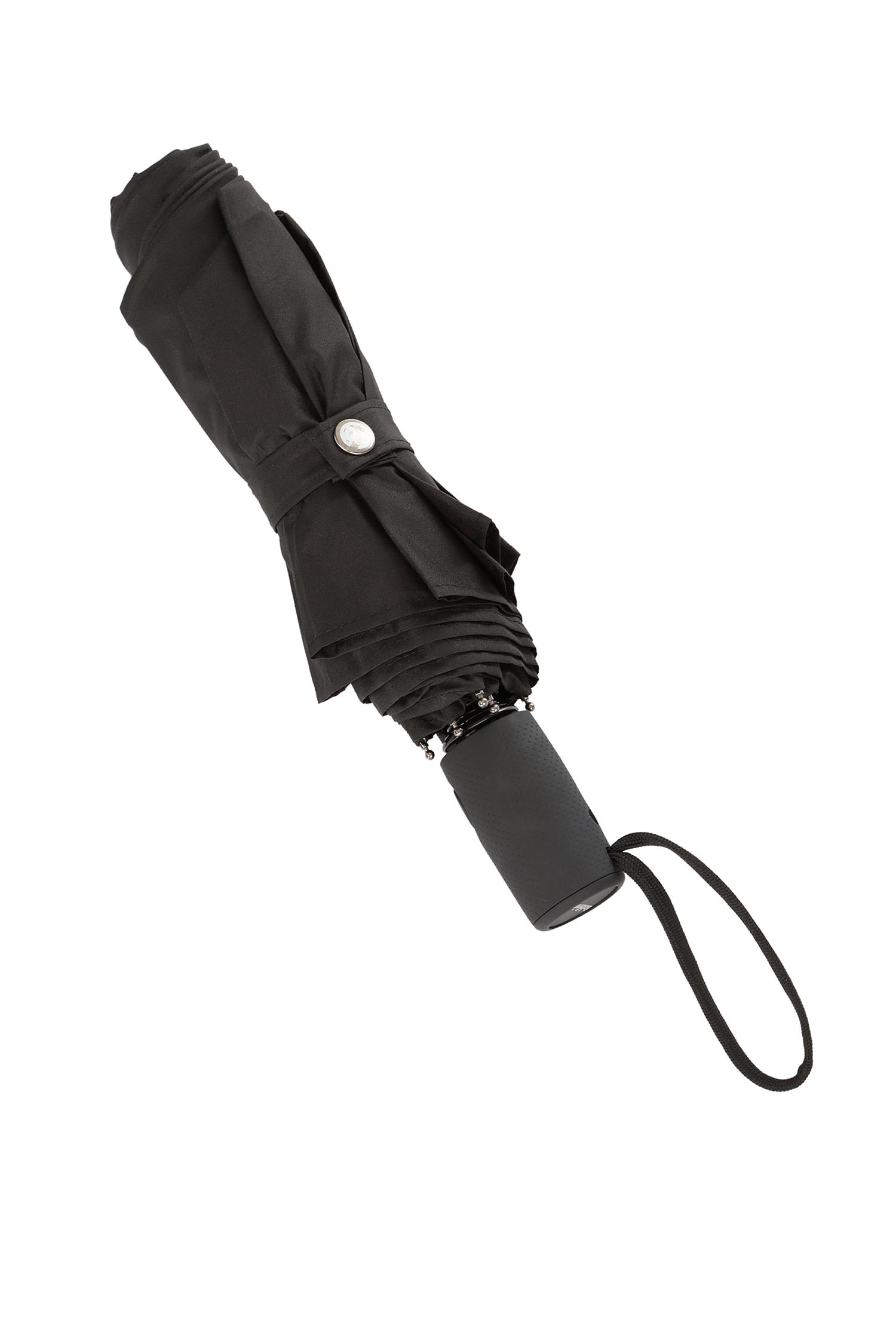 Мужской черный зонт Baldinini OM5410;02