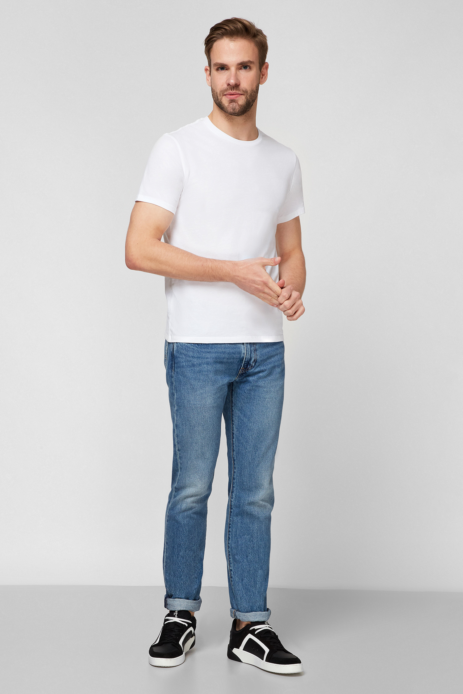 Набор мужских футболок Crew Neck Slim Fit (2 шт) Levi's 82176;0002