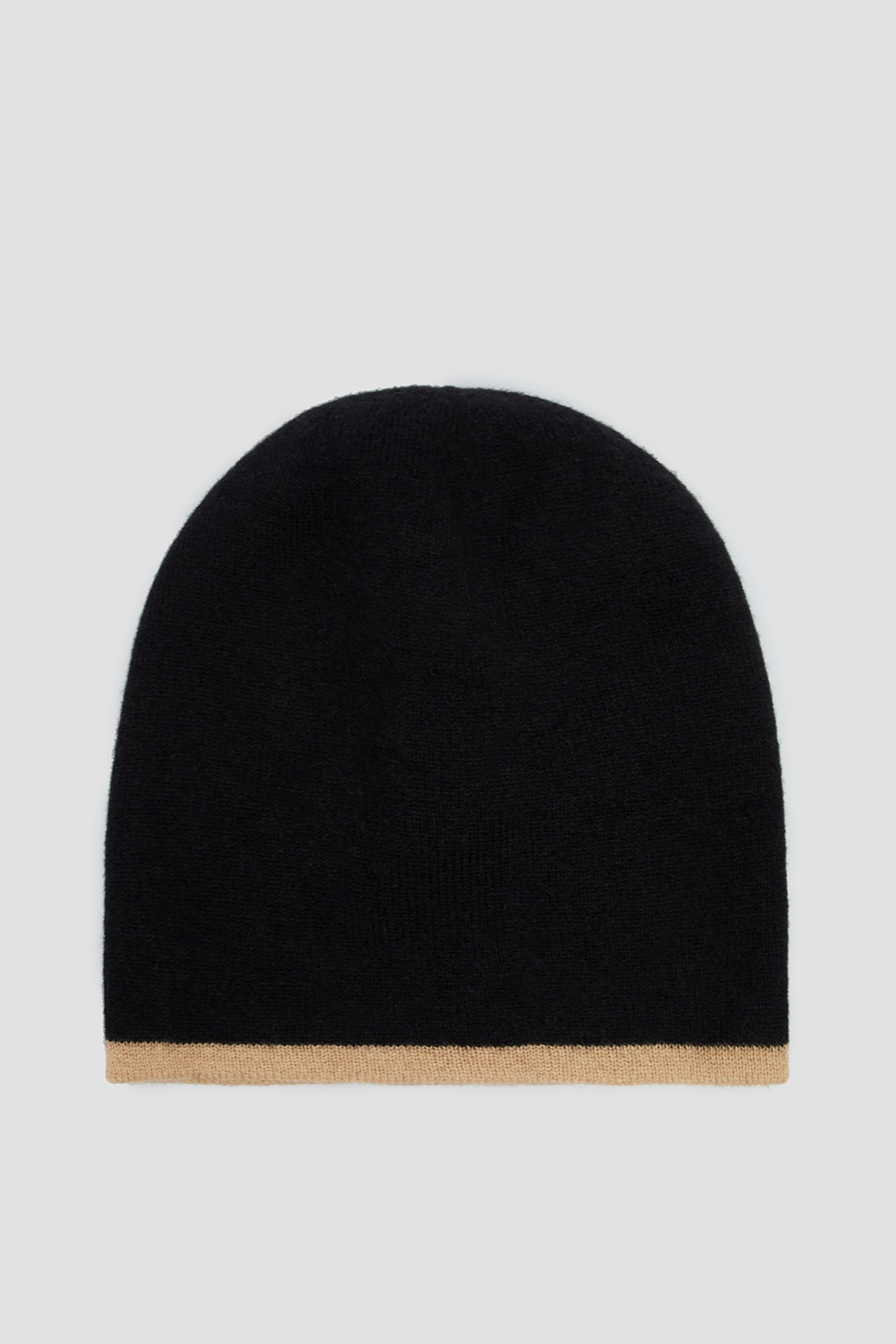 Женская черная шерстяная шапка BOSS 50436533;960