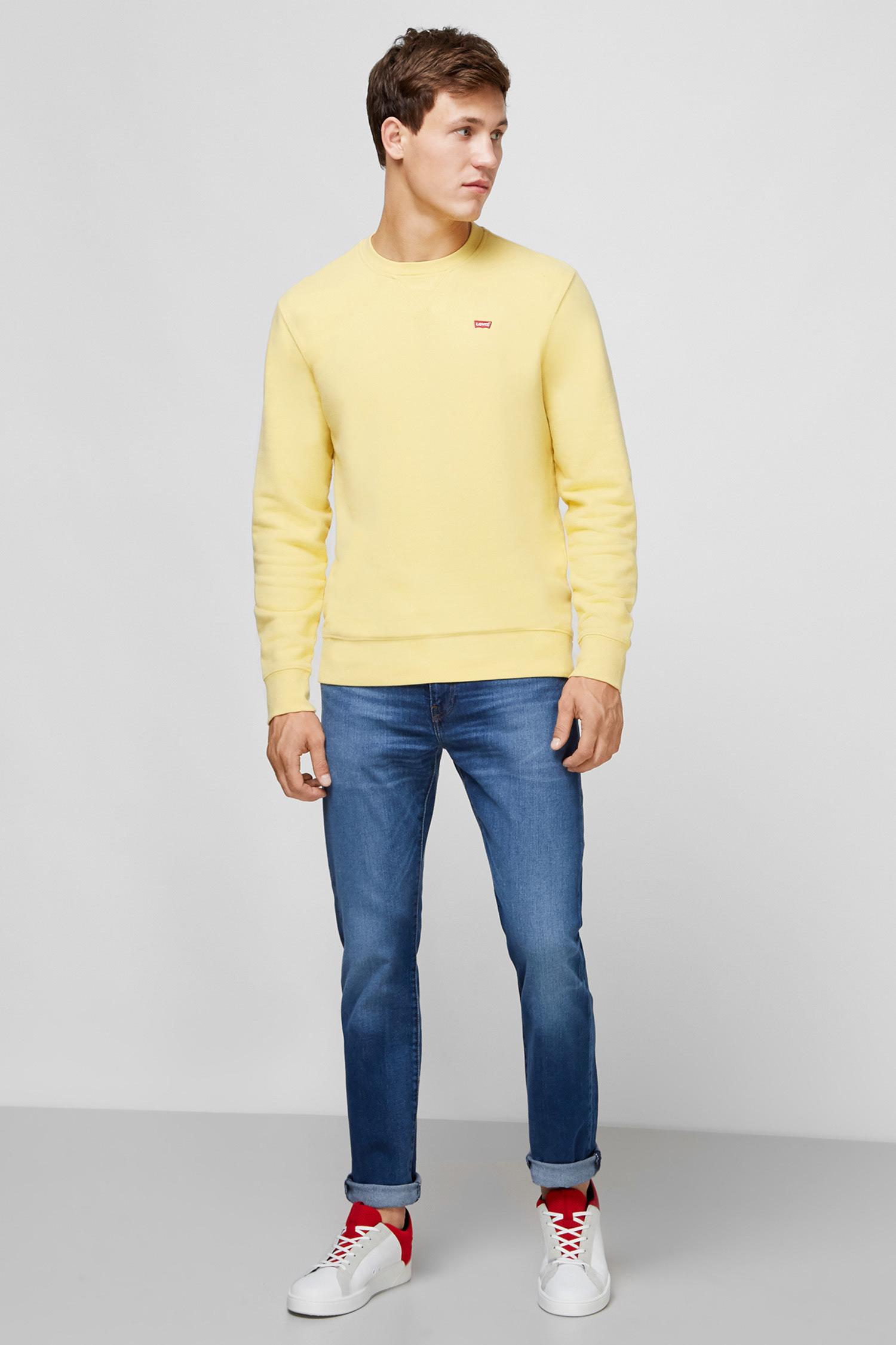 Мужские синие джинсы 502 Taper Levi's 29507;0777