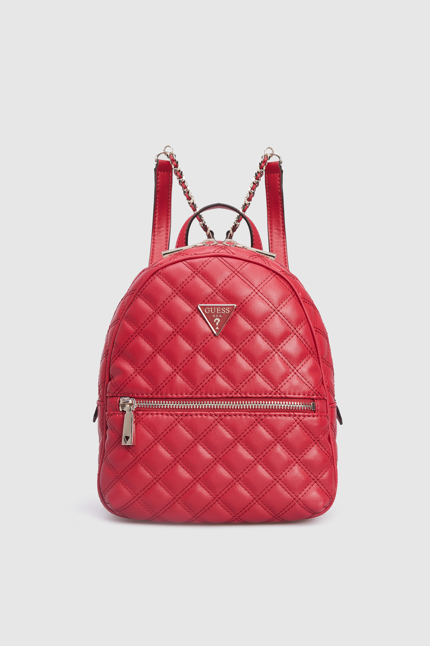 Женский бордовый рюкзак Guess HWEV76.79320;RED