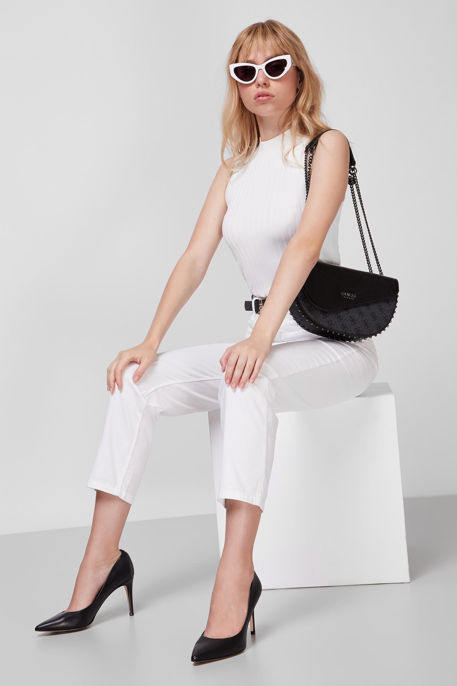 Жіночі білі джинси Guess W1GA21.WDV41;TWHT