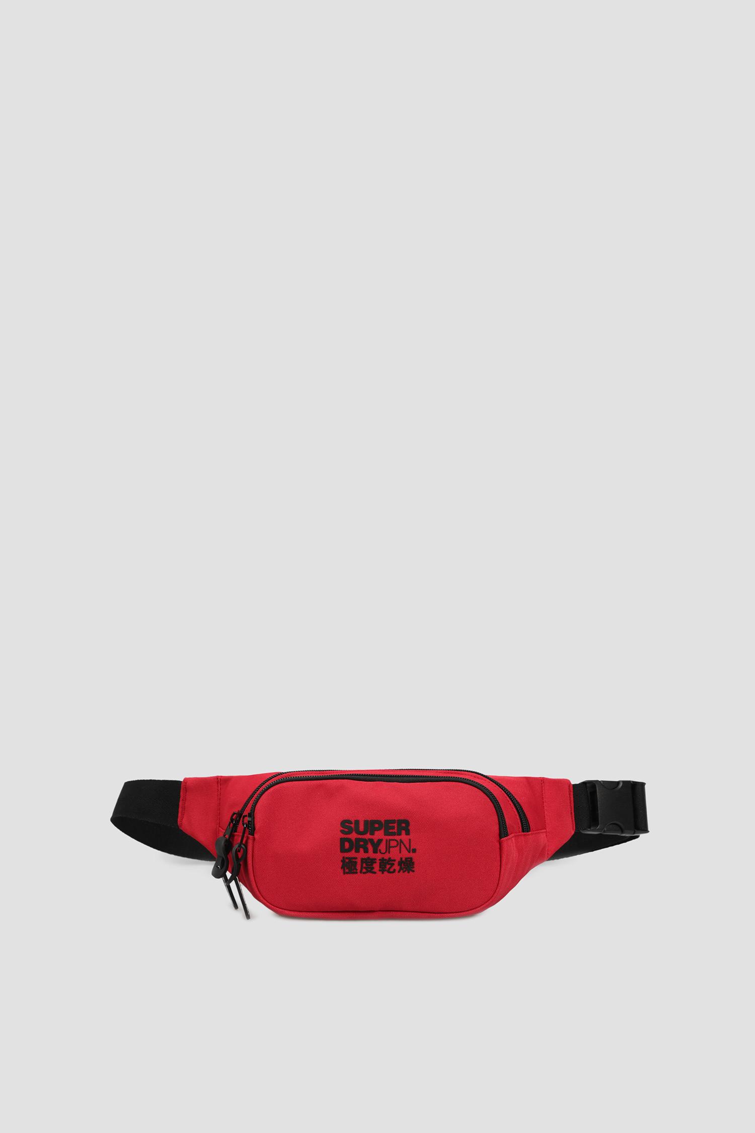 Мужская красная поясная сумка SuperDry M9110042A;WA7