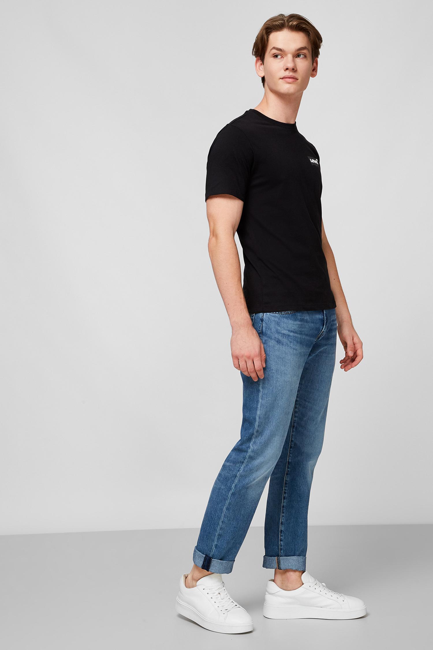 Черная футболка для парней Levi's 22489;0260
