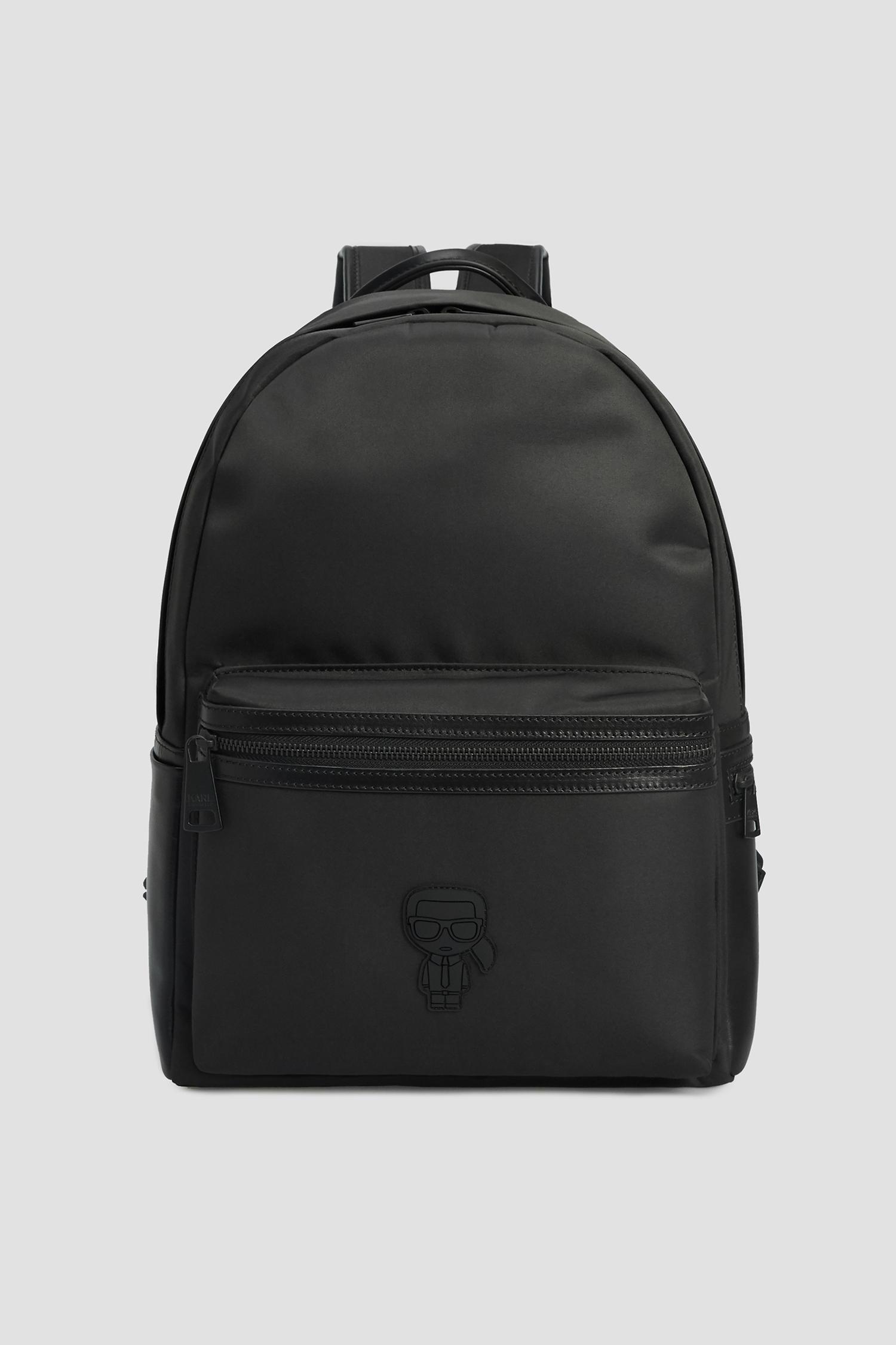 Чоловічий чорний рюкзак Karl Lagerfeld 502113.805901;990
