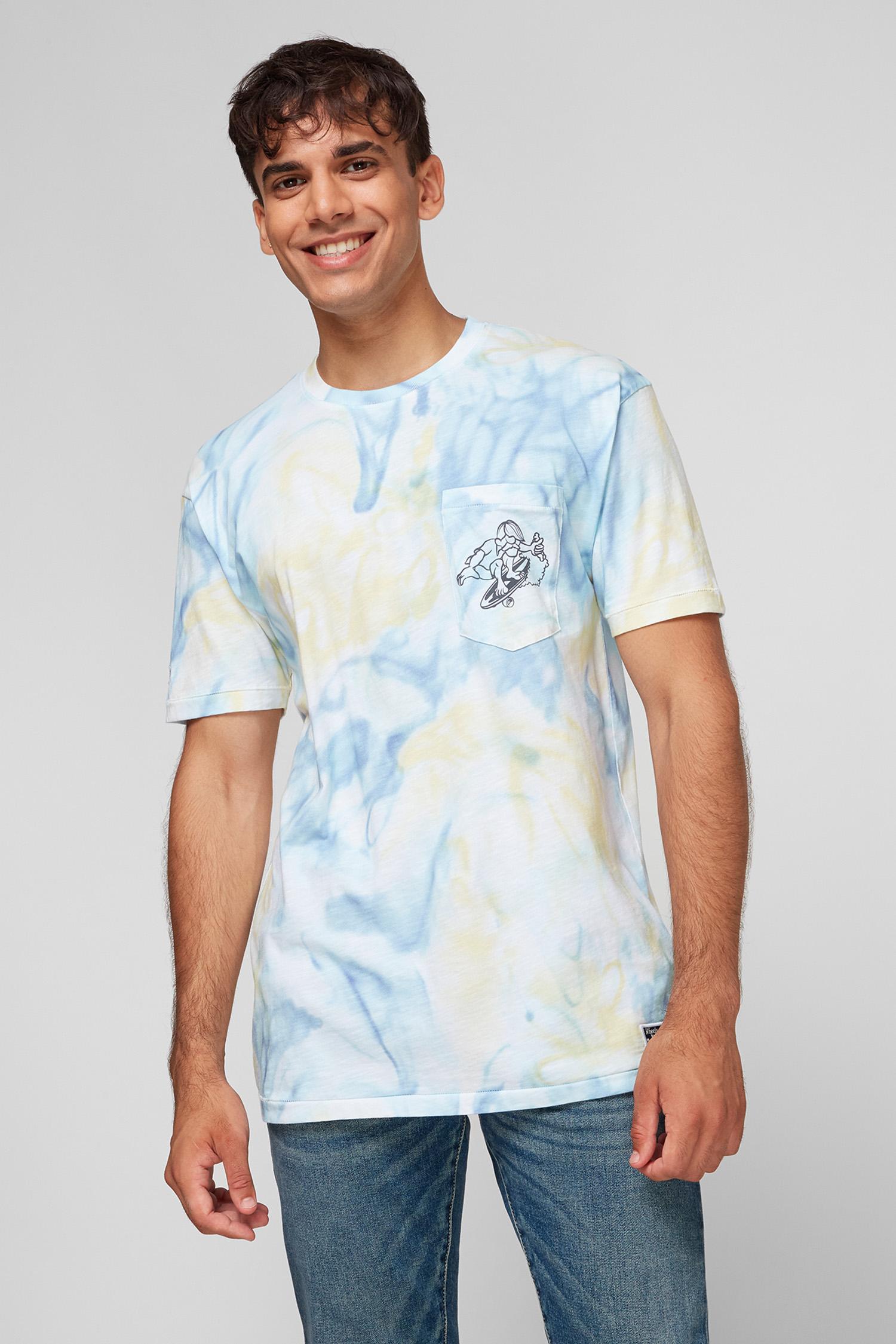 Чоловіча футболка з візерунком SuperDry M1011020A;VUC
