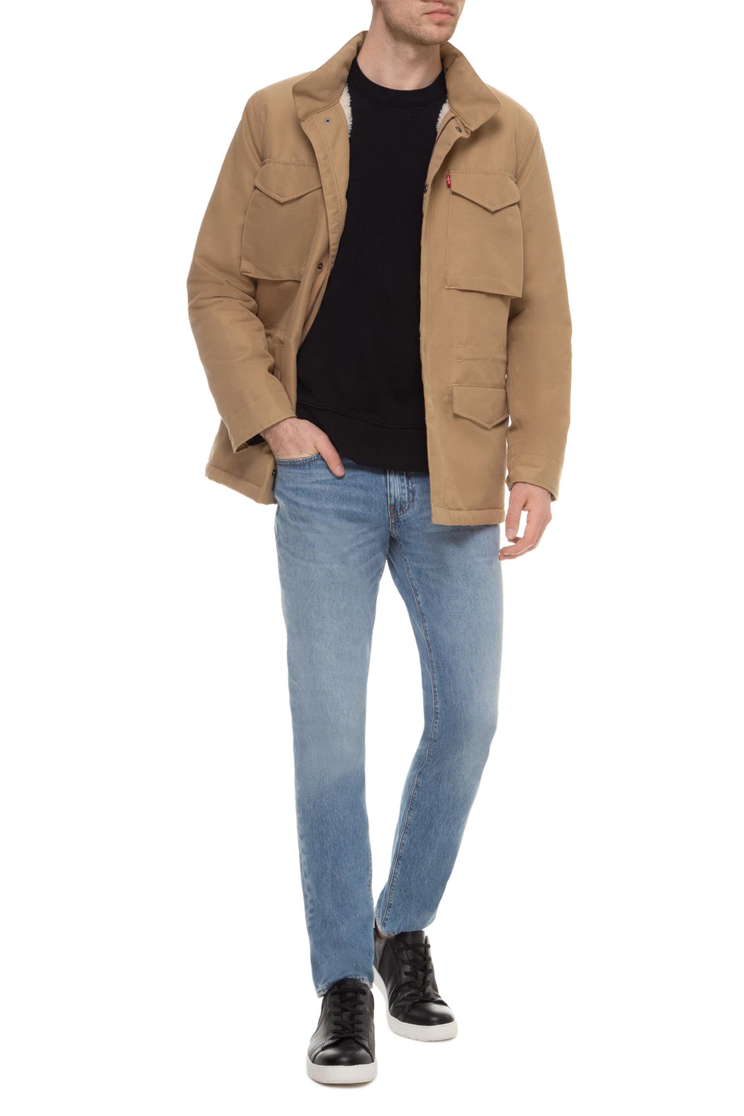 Мужские голубые джинсы 511 SLIM FIT Levi's 04511;4211