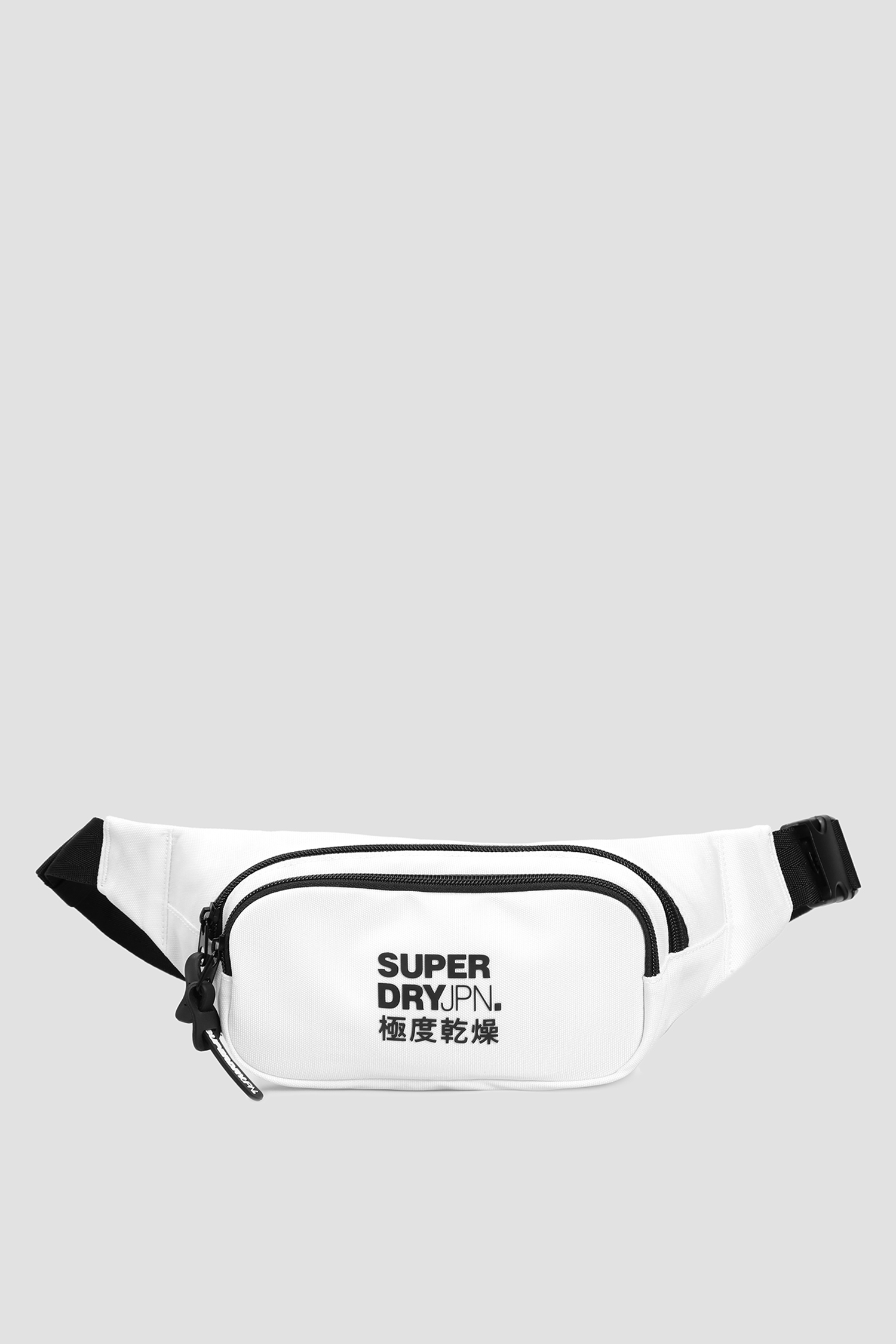 Мужская белая поясная сумка SuperDry M9110042A;04C