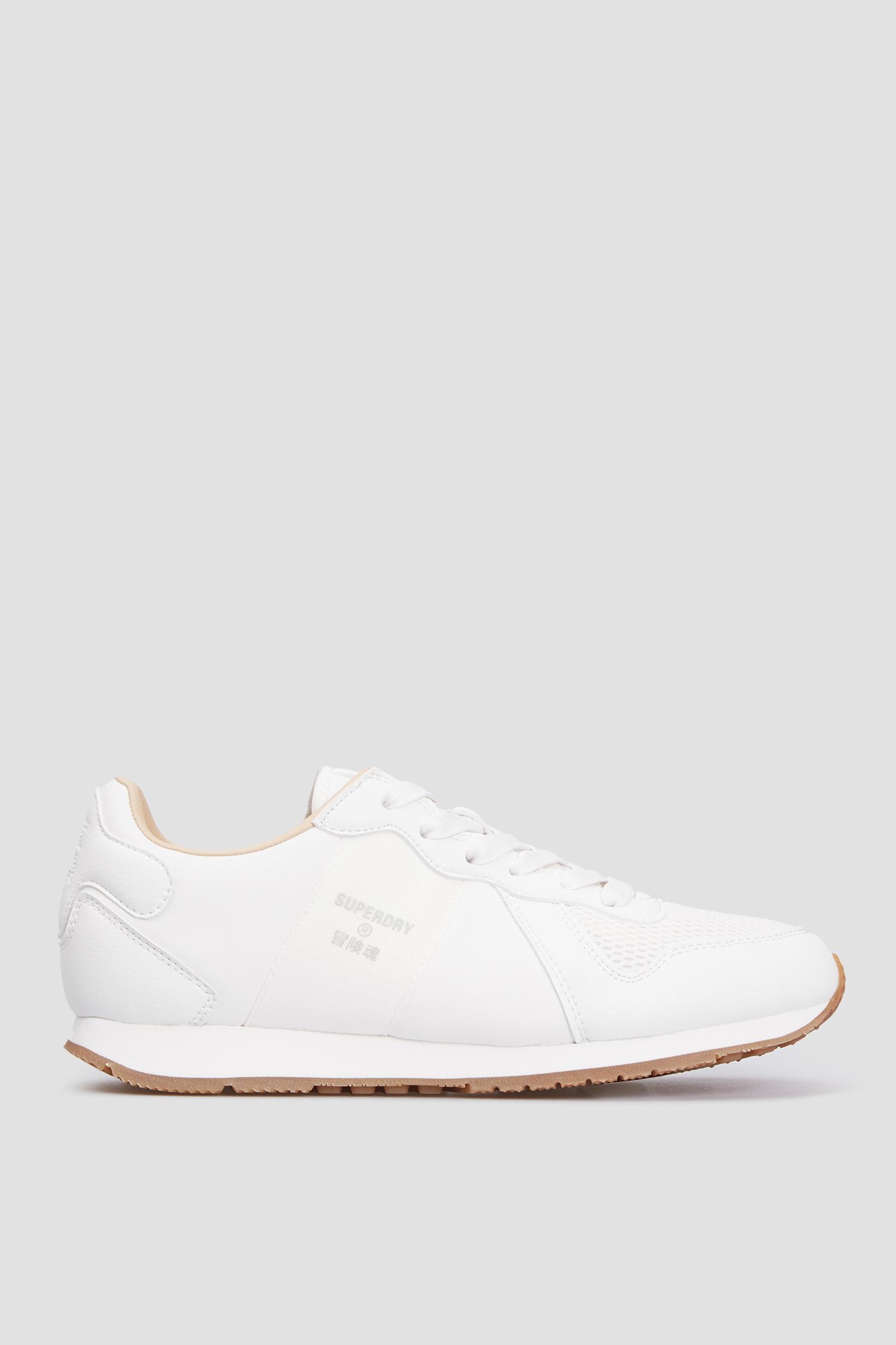 Білі кросівки для дівчат SuperDry WF110081A;01C