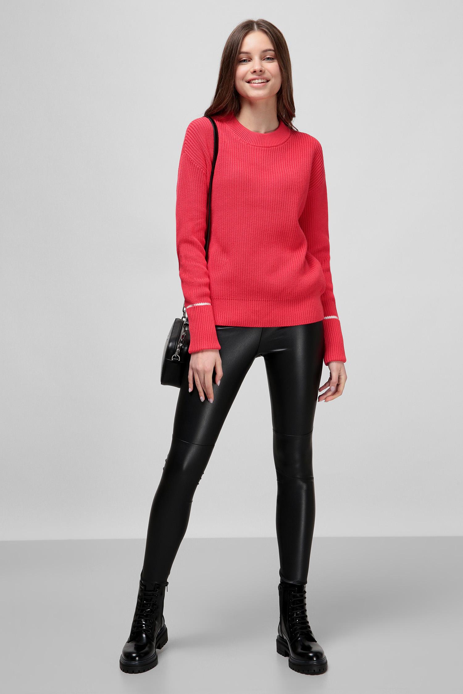 Черные брюки для девушек HUGO 50422066;001