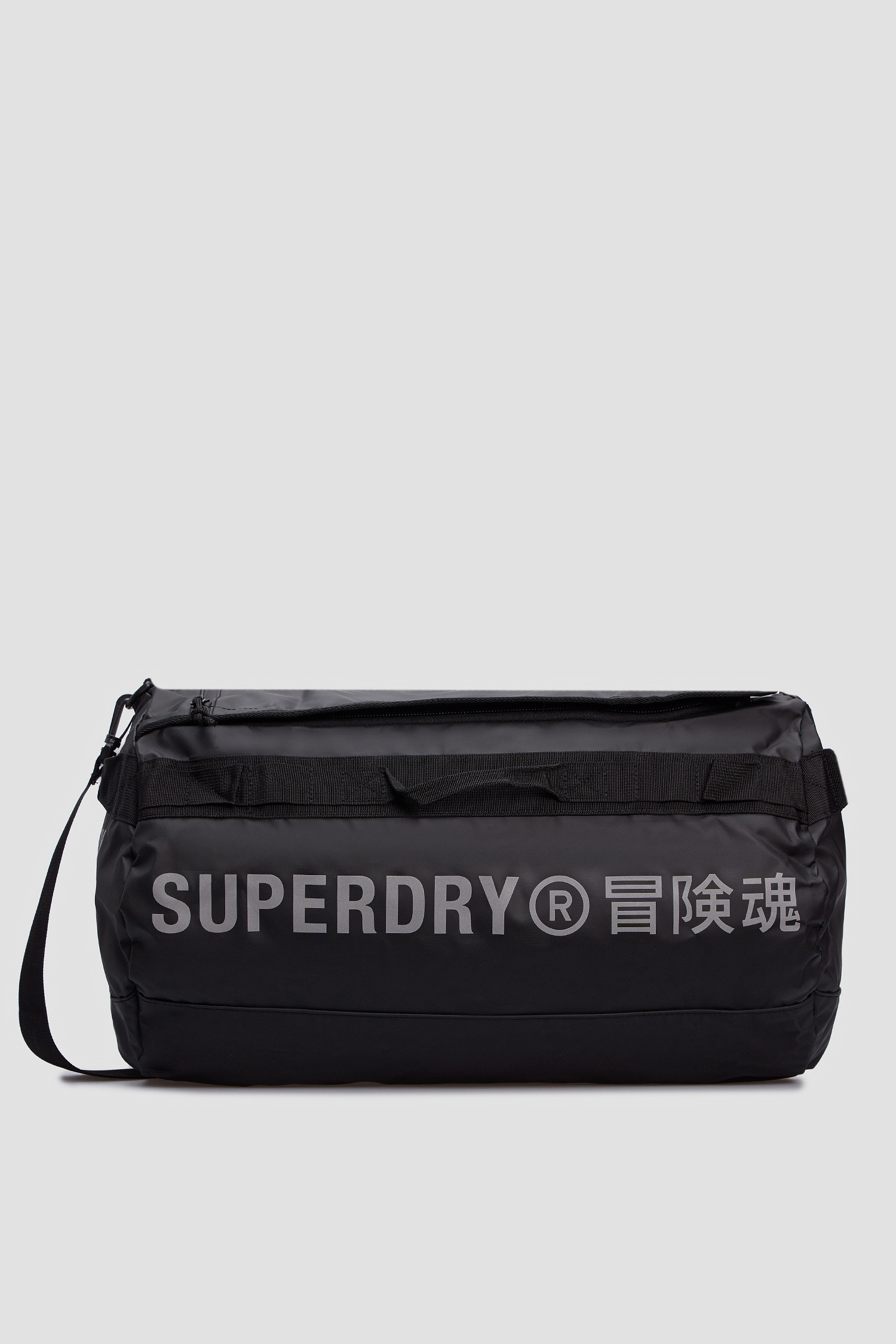 Мужская черная сумка SuperDry MS210009A;02A