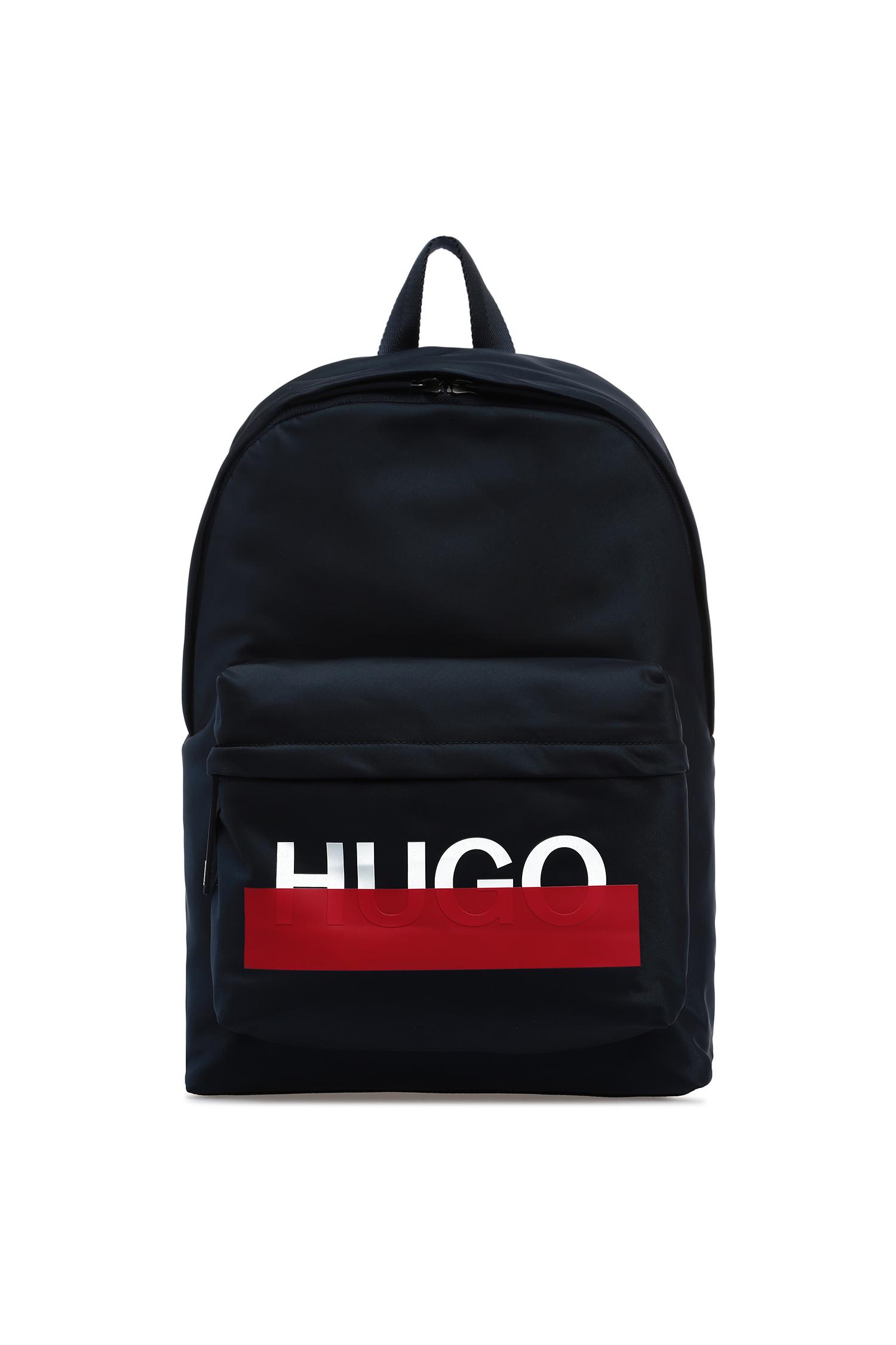 Синий рюкзак для парней HUGO 50412702;410