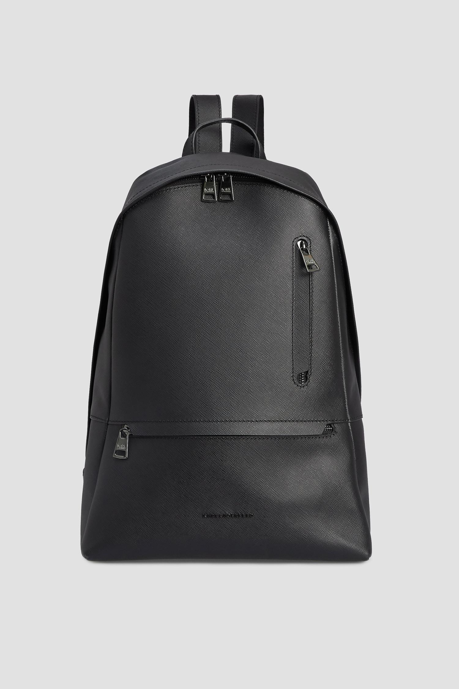 Чоловічий чорний рюкзак Karl Lagerfeld 502452.815901;990