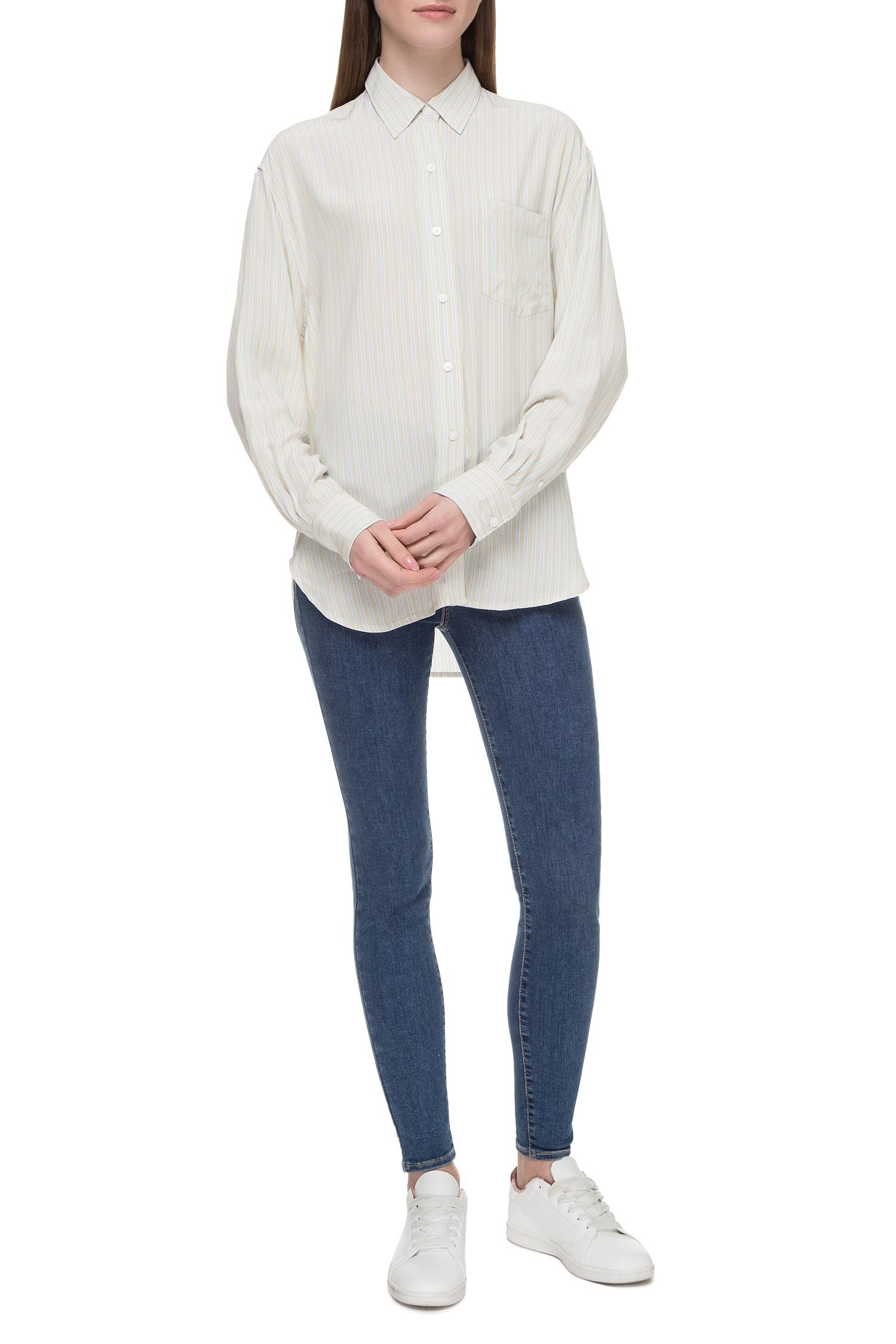 Жіноча сорочка у смужку Levis 85333;0011