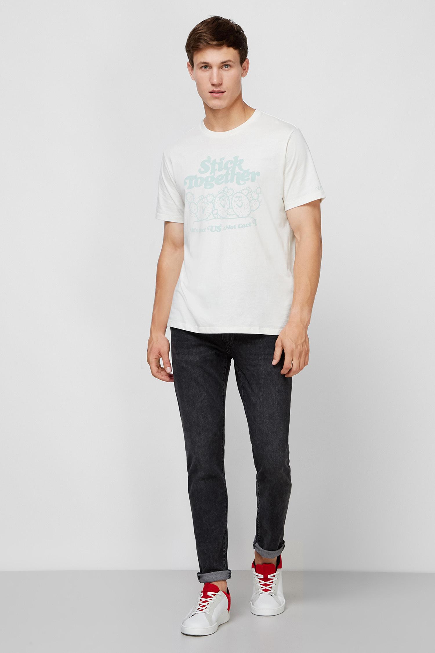 Мужские темно-серые джинсы  512 Slim Taper Levi's 28833;0651