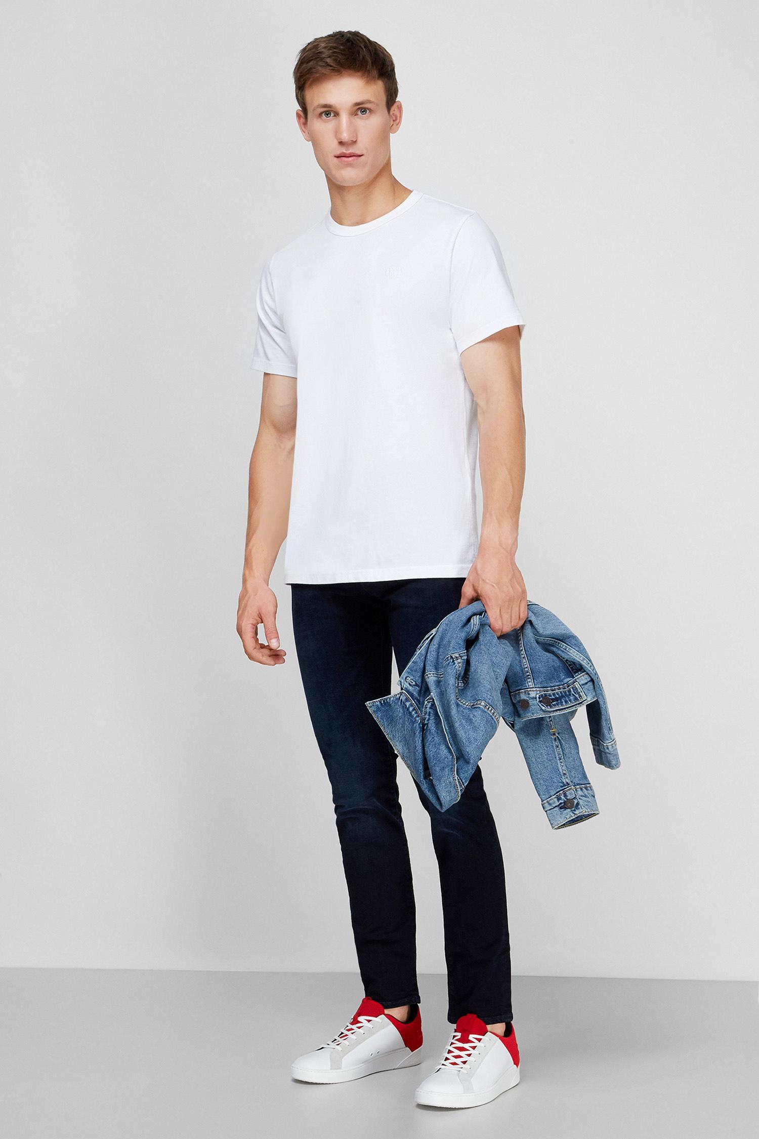 Мужская белая футболка Levi's 86592;0005