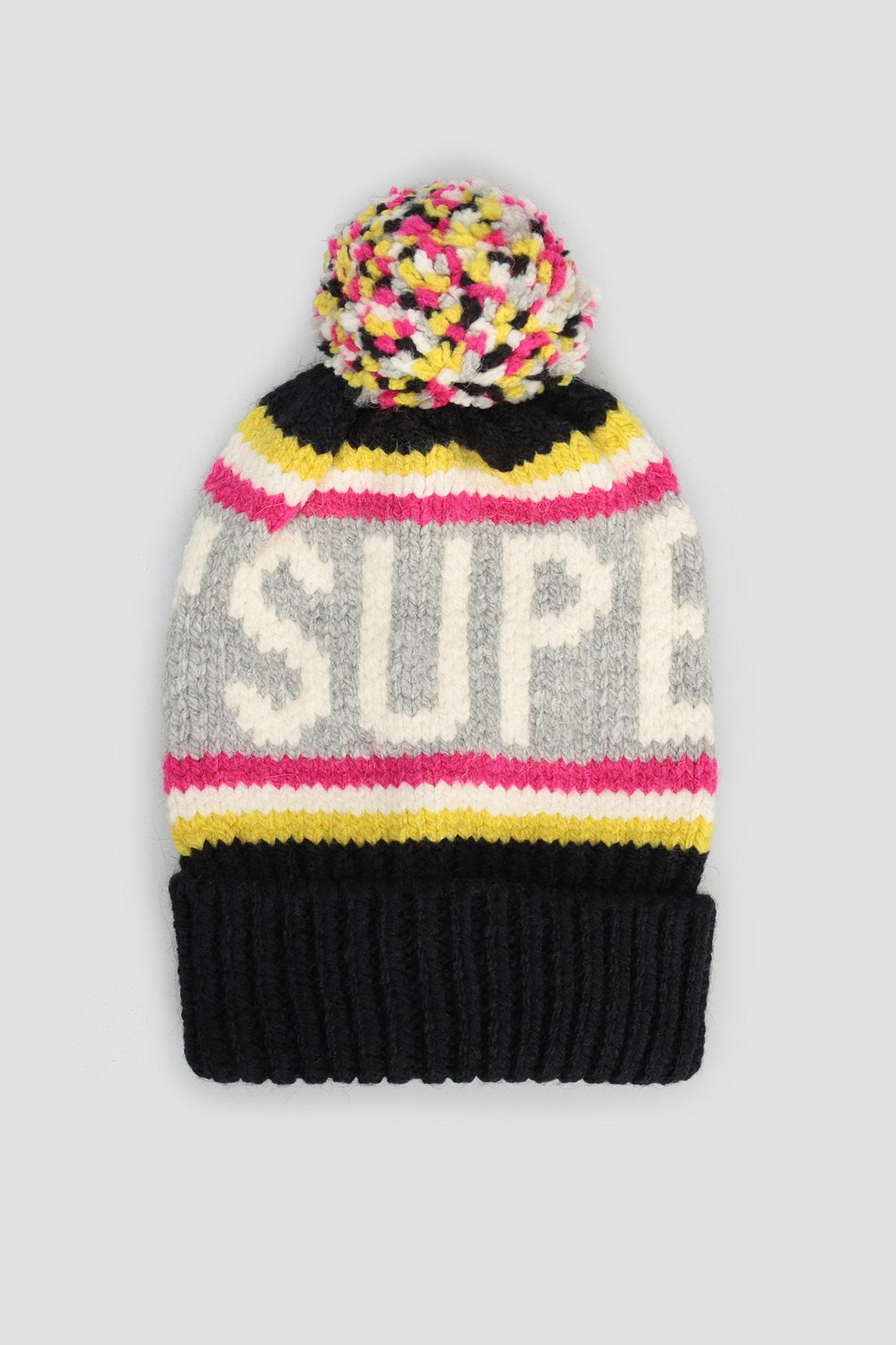Шапка для девушек SuperDry W9010037A;24S