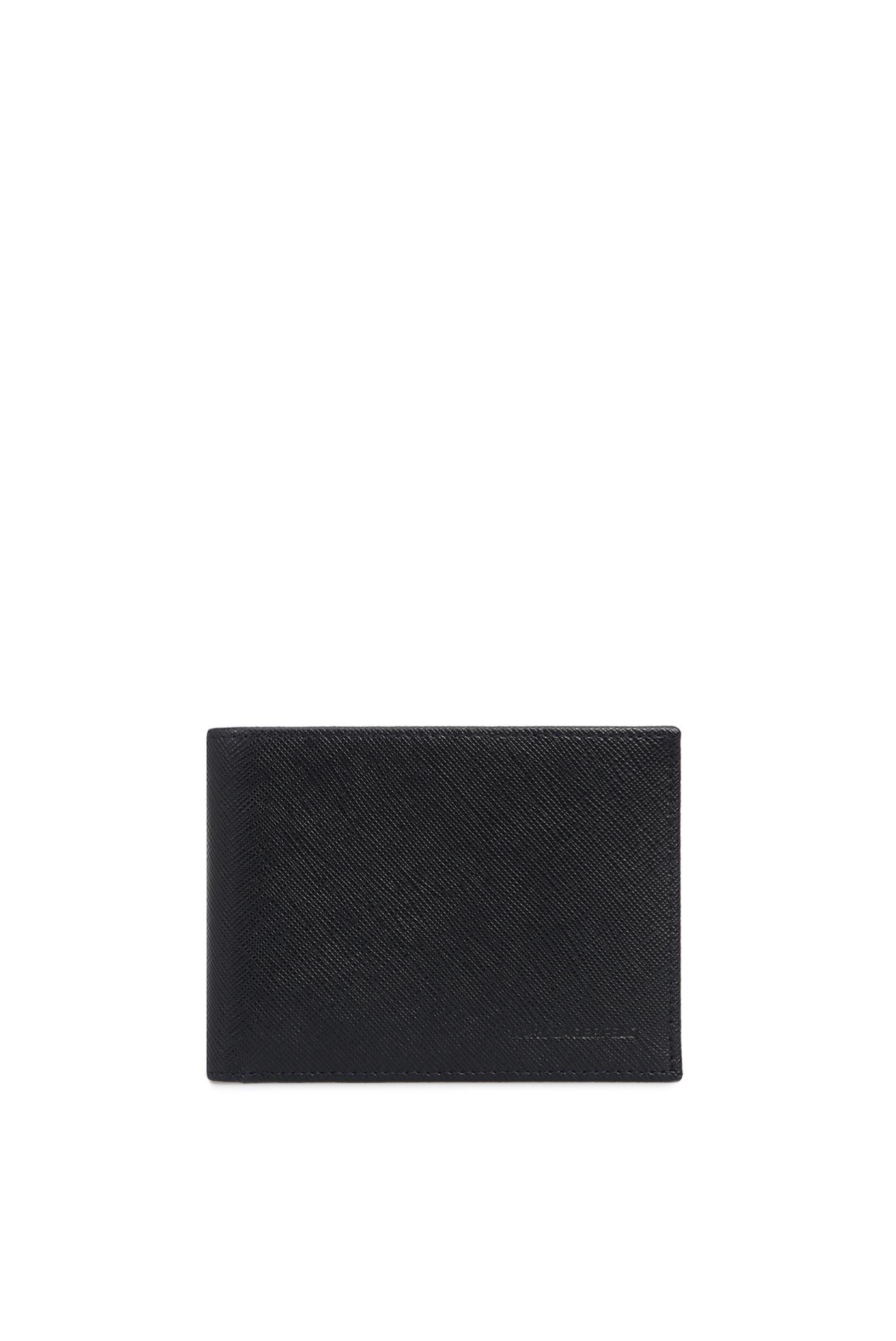 Мужской синий кожаный кошелек Karl Lagerfeld 592461.815417;690