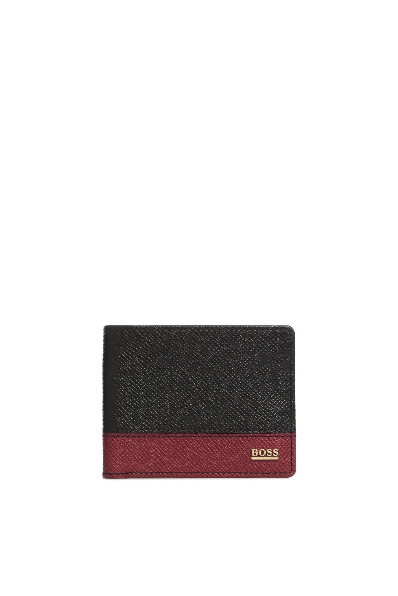 Мужской кожаный кошелек BOSS 50424041;001
