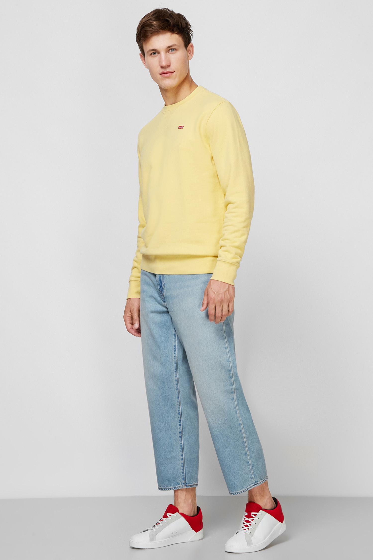 Мужские голубые джинсы Stay Loose Levi's 28997;0001