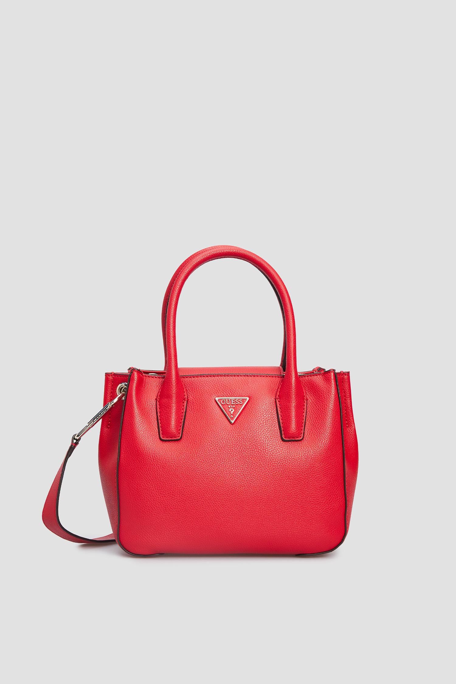 Женская красная сумка Guess HWVG78.72060;RED