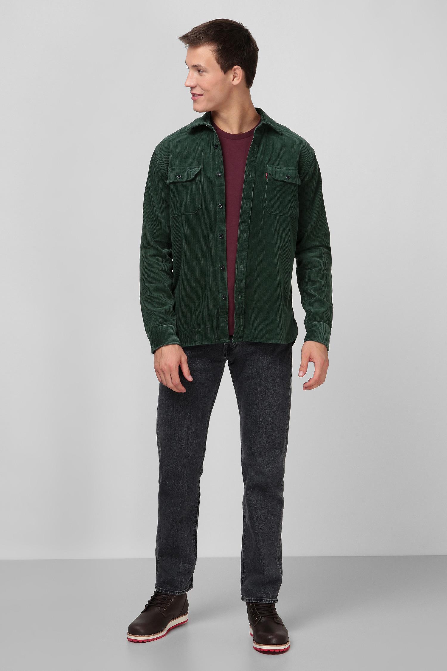 Мужские темно-серые джинсы 501 '93 Straight Levi's 79830;0011