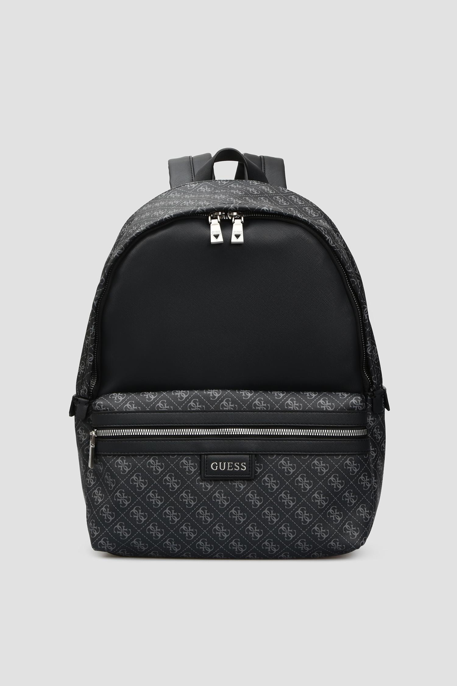 Темно-серый рюкзак для парней Guess HMDANL.P0305;BLA