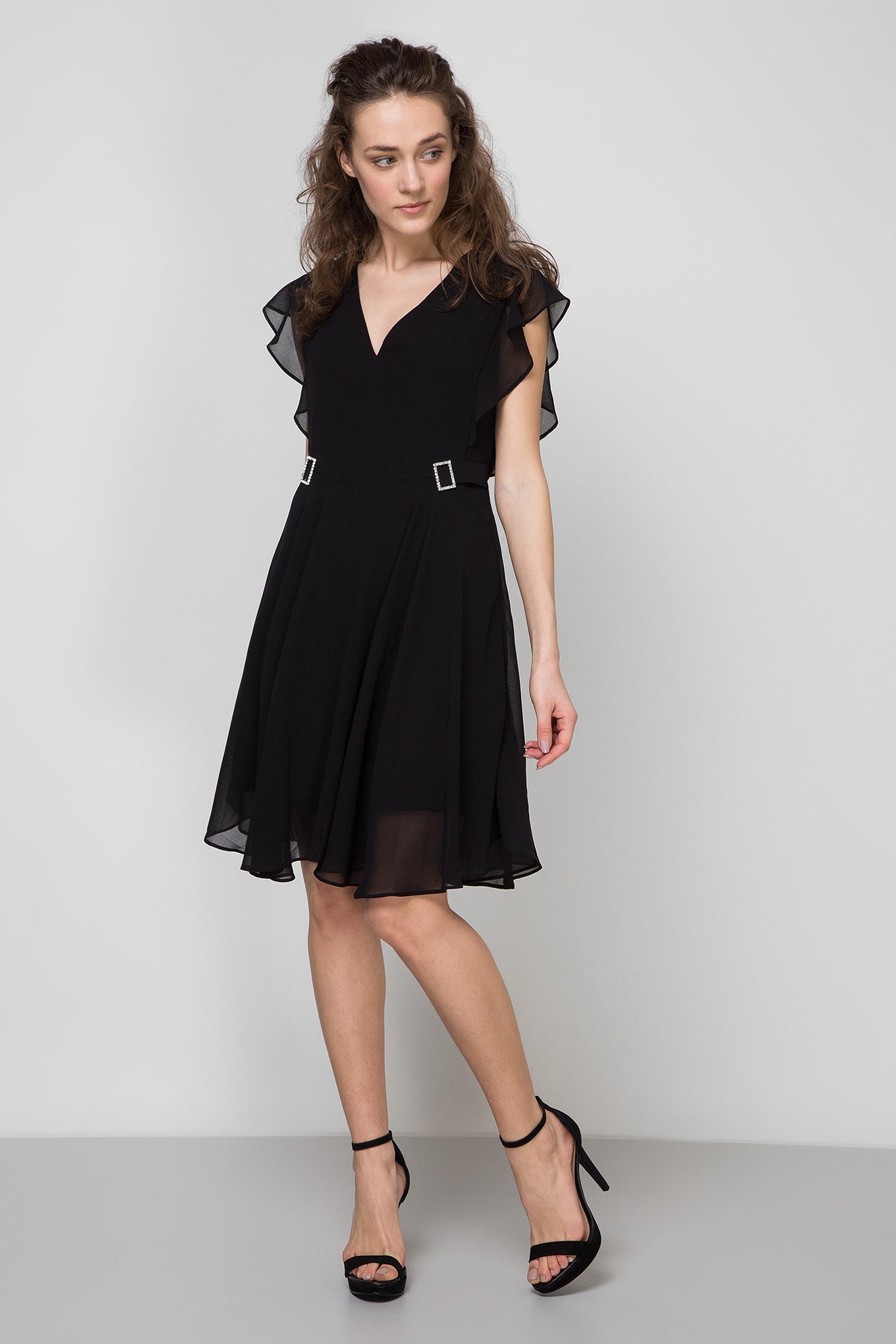 Женское черное платье Guess W0GK0W.W8SL0;JBLK