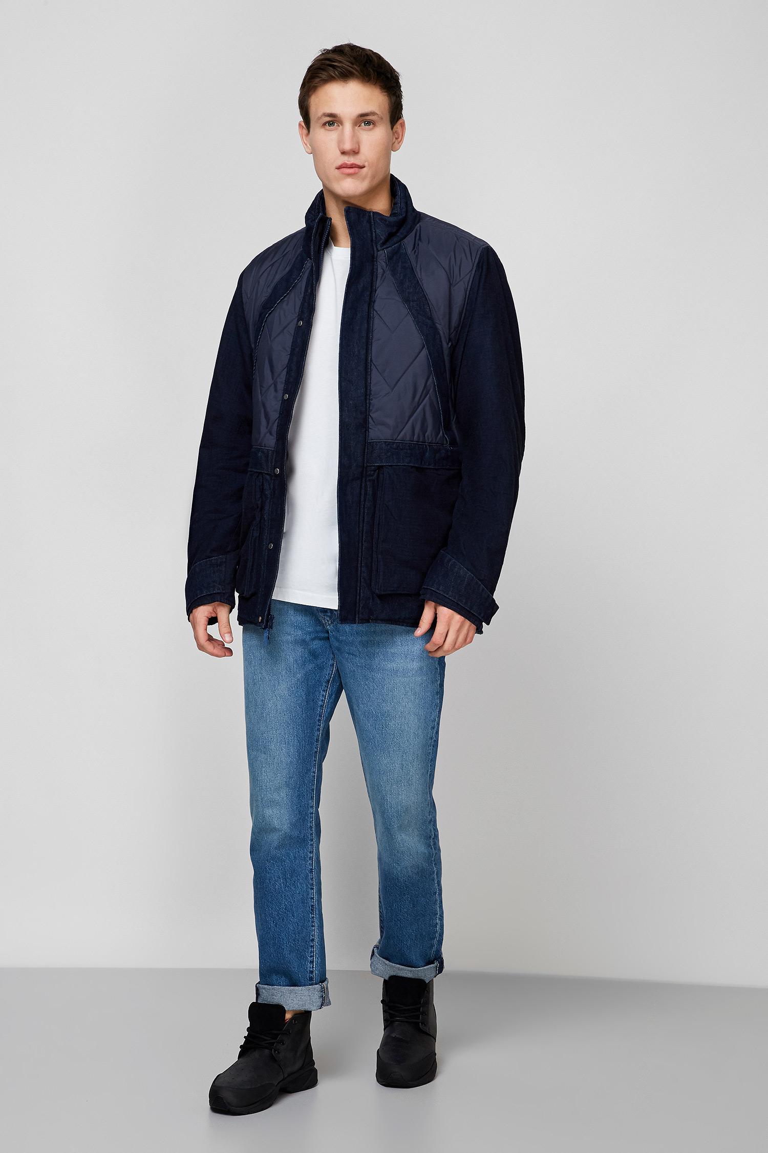 Мужская темно-синяя куртка Made&Crafted Levi's 21275;0000